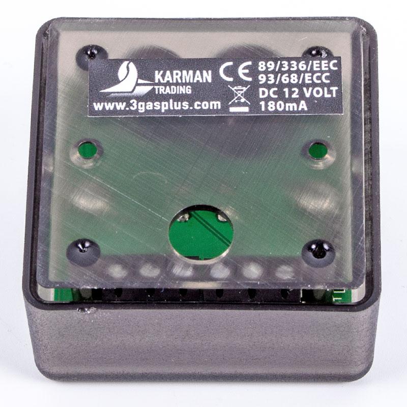 Propan Butan für Wohnmobil Sensor Gaswarner 12V KO Karman Multi Gasmelder CO