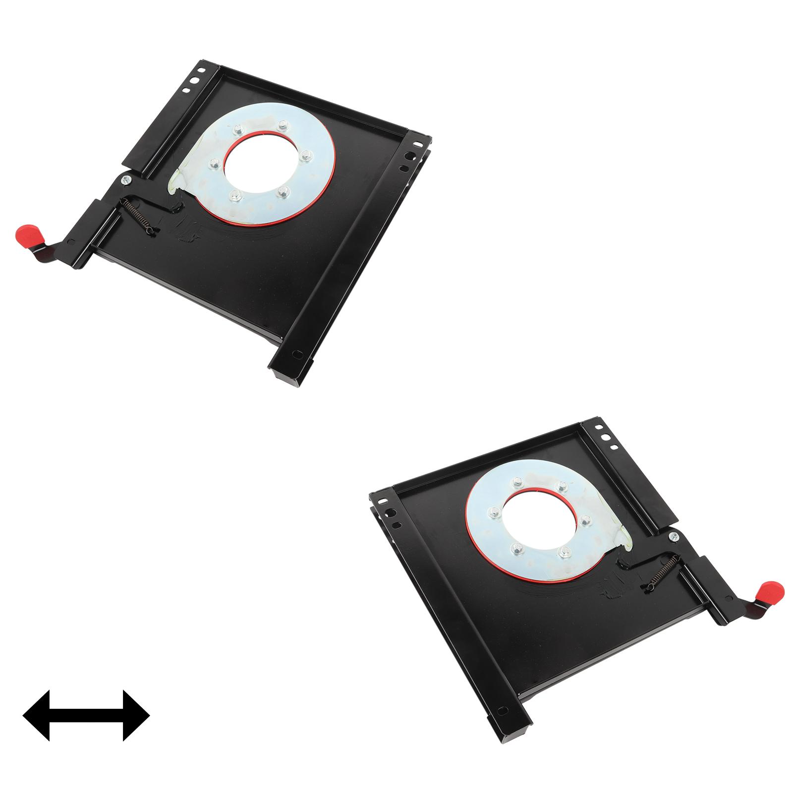 Drehkonsole Fahrer und Beifahrerseite | Ducato ab 2006 | X250 X290 | 360°drehbar