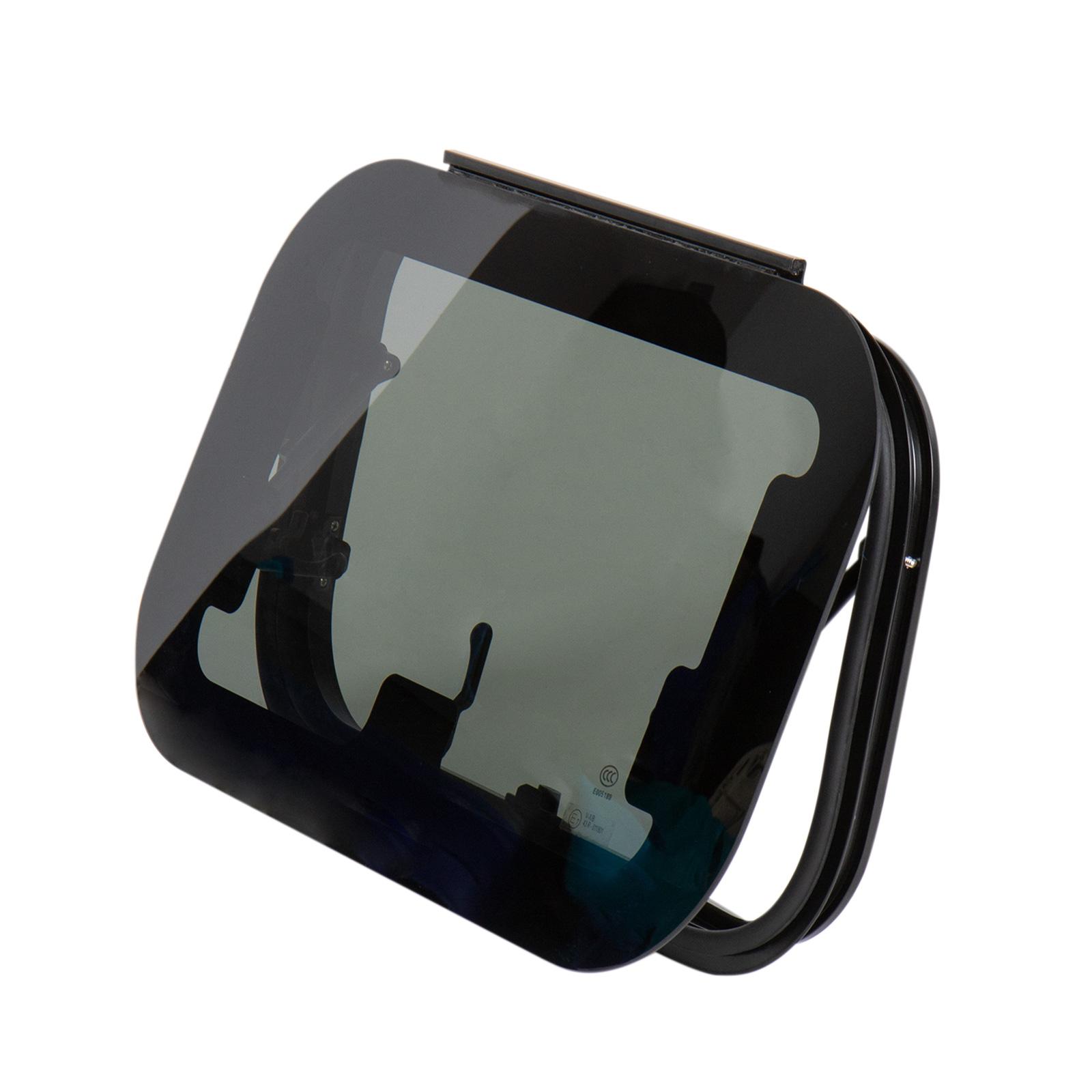 Ausstellfenster aus Echtglas 900x450 Fenster für Kastenwagen