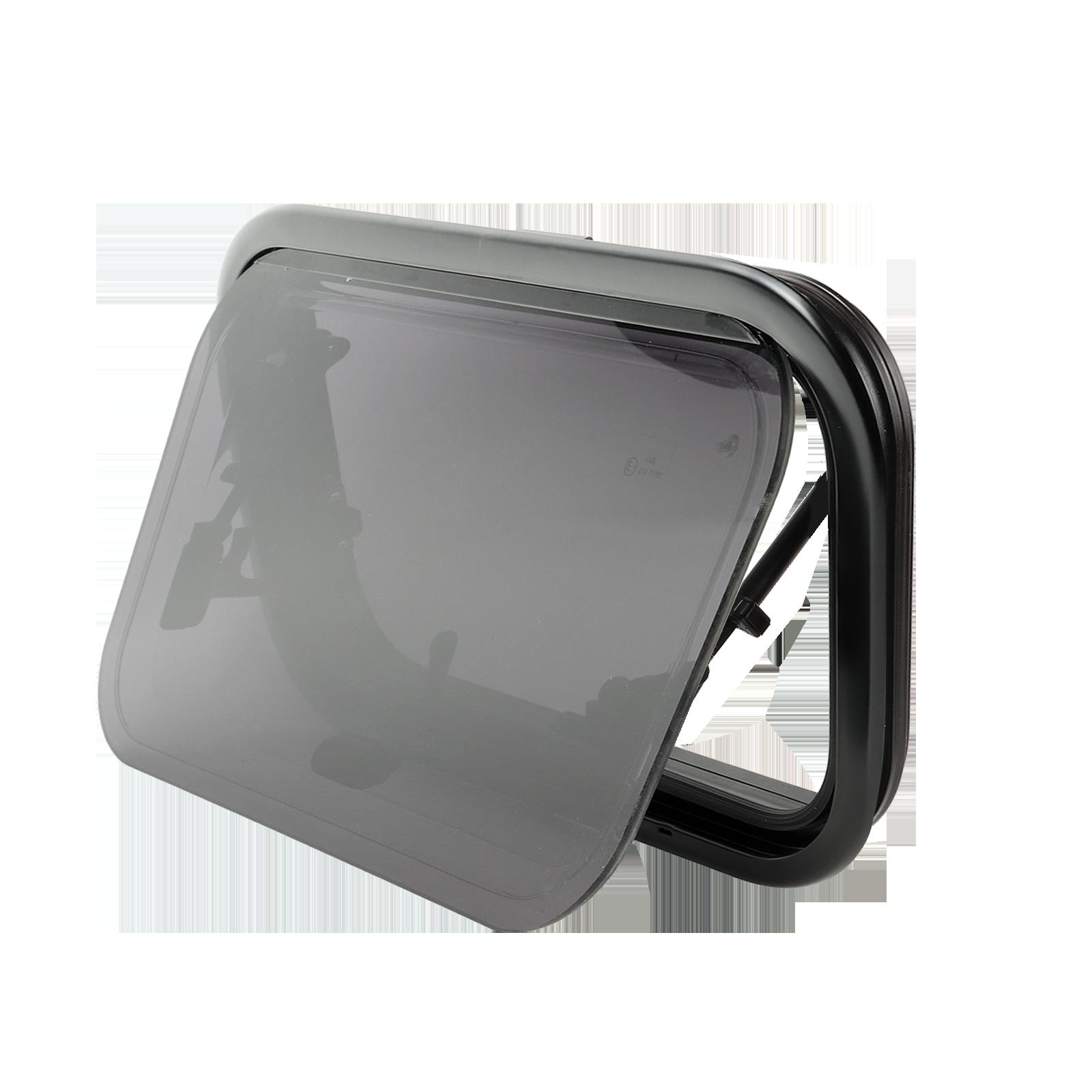 Ausstellfenster Acrylglas getönt 500 x 300 Fenster für Wohnwagen & Wohnmobil