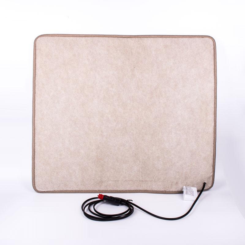 carbest heizteppich 12v 60x70 cm braun w rmematte f r wohnwagen und wohnmobil ebay. Black Bedroom Furniture Sets. Home Design Ideas