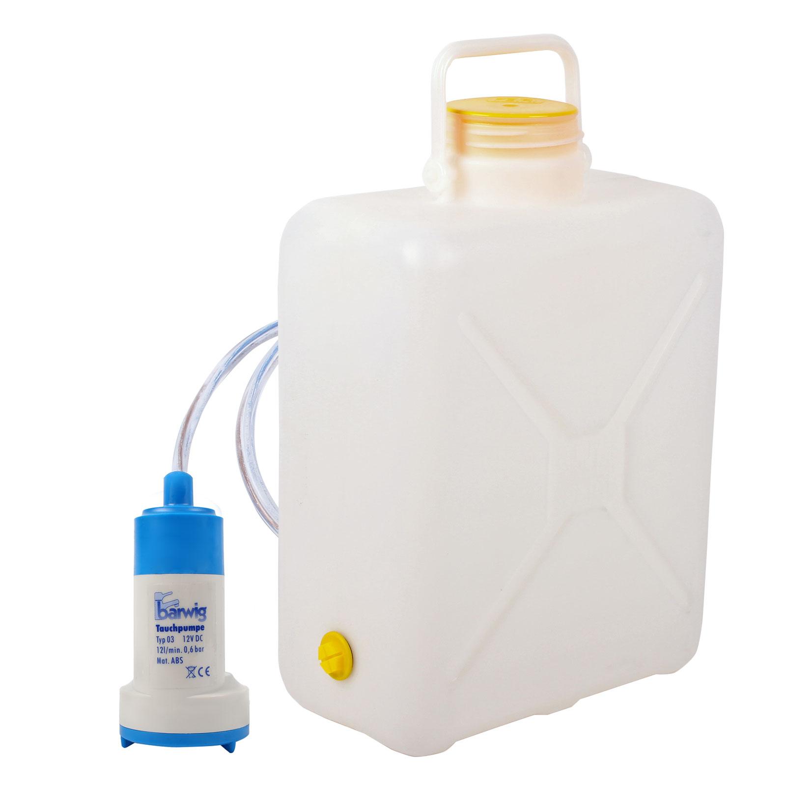 Boat Portable Shower : Weithalskanister set liter kanister inkl