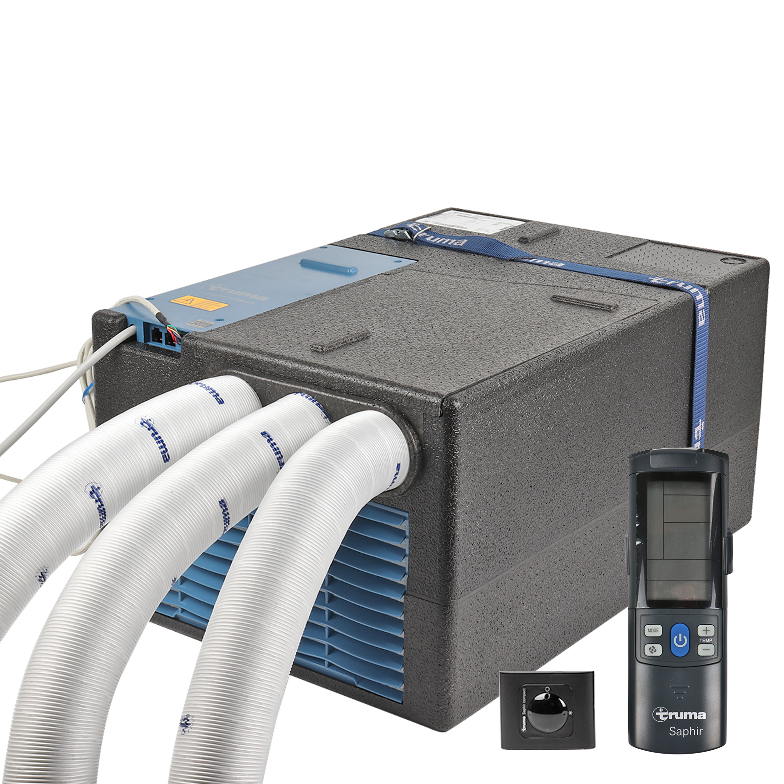 Truma Saphir Compact | Staukasten Klimaanlage | 230V | Ffb | Wartungsfrei 🌬️