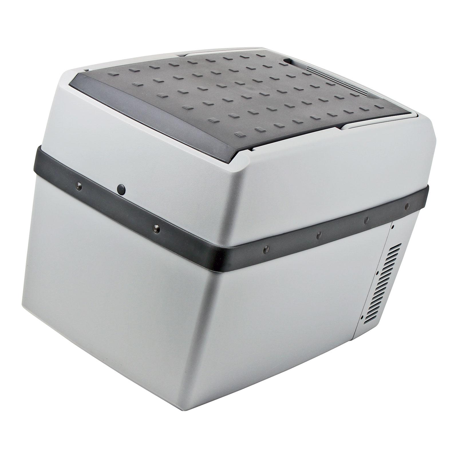 Waeco TropiCool Memory TCX14 Kühl & Wärmebox 14Ltr Grau 12/24/220V Memory TropiCool für LKW ed8044