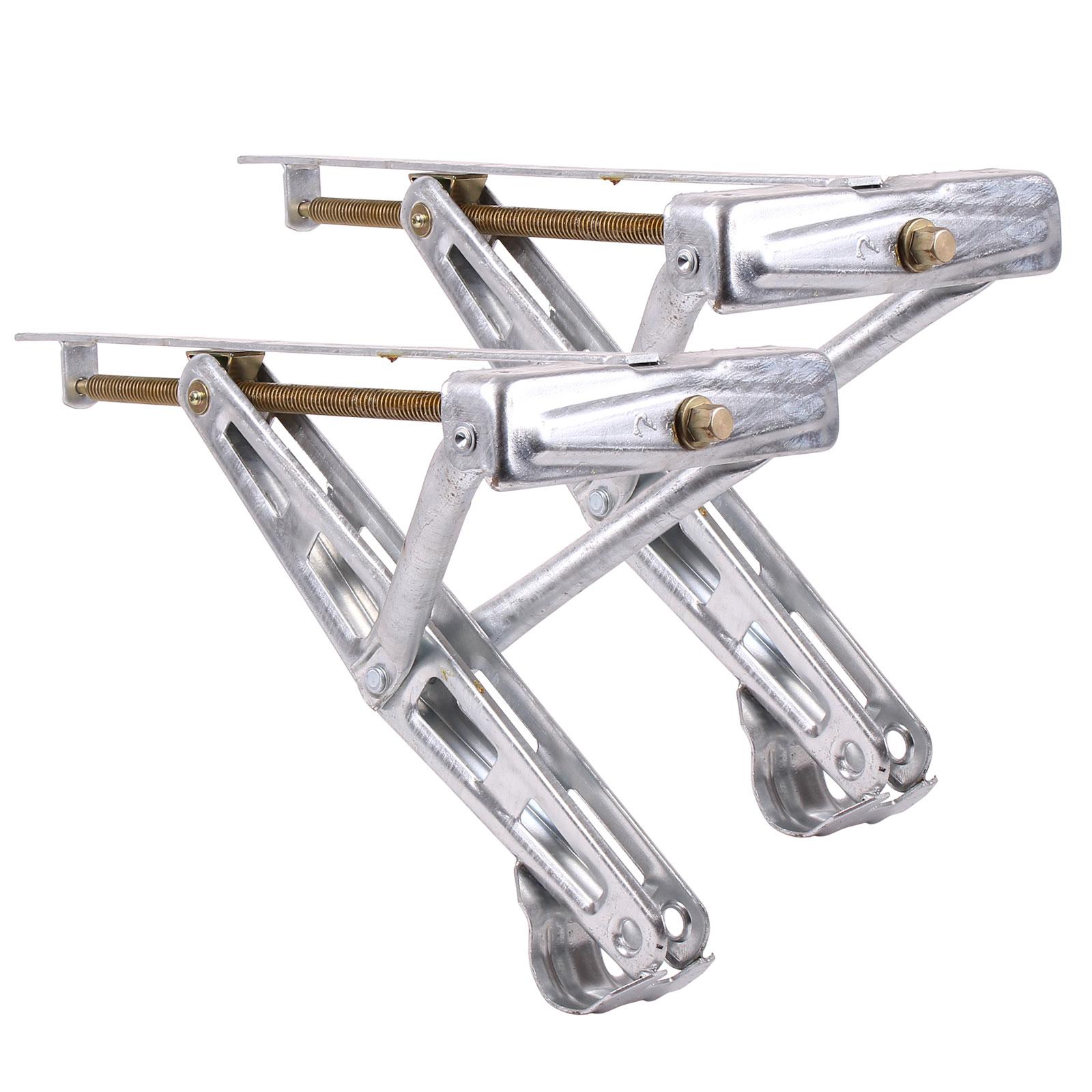 Ausdrehstütze 2er Set mit einer Traglast 600 Kg (Stück) Stahl verzinkt