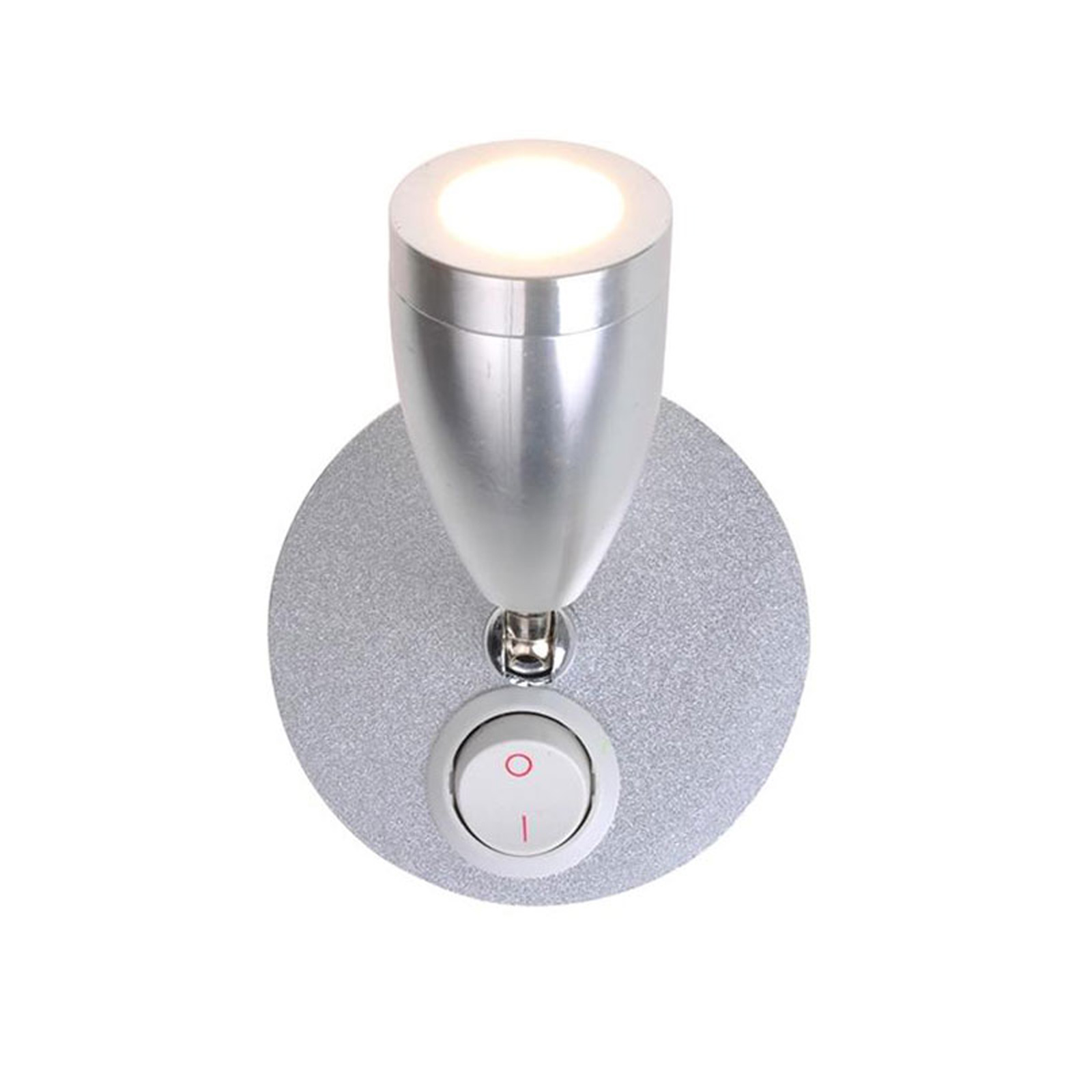 Aufbauspot 1 LED schwenkbar 12v, 160lm, Ø65x70-110mm