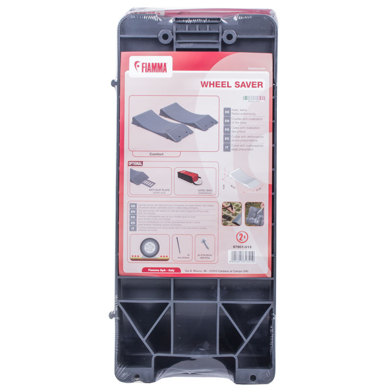 fiamma wheel saver set grau f r wohnwagen wohnmobil reifenschoner f r eura mobil ebay. Black Bedroom Furniture Sets. Home Design Ideas