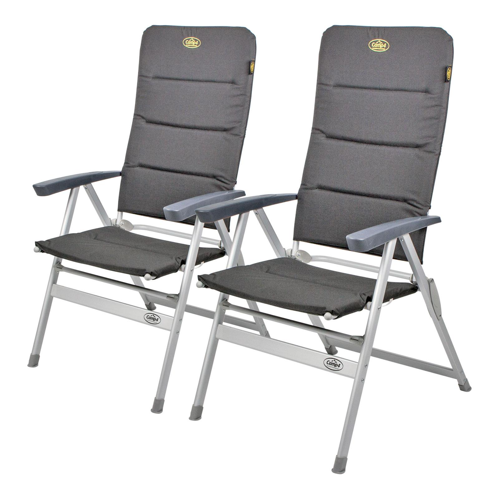 camp 4 campingsessel grenoble set 2 st ck lehne. Black Bedroom Furniture Sets. Home Design Ideas