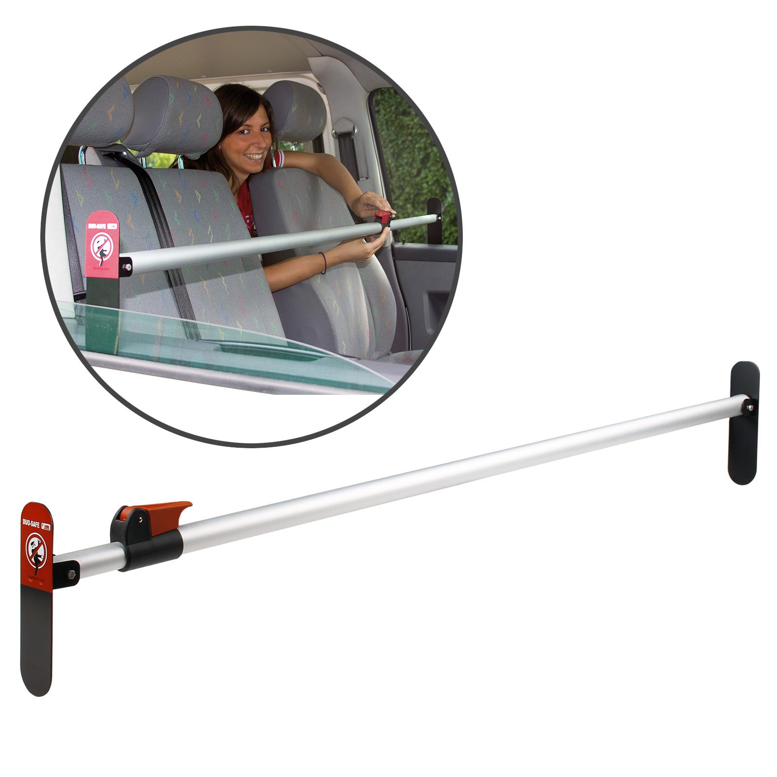 Fiamma Duo Safe verstellbar 119 - 190 cm Diebstahlschutz, Türsicherung