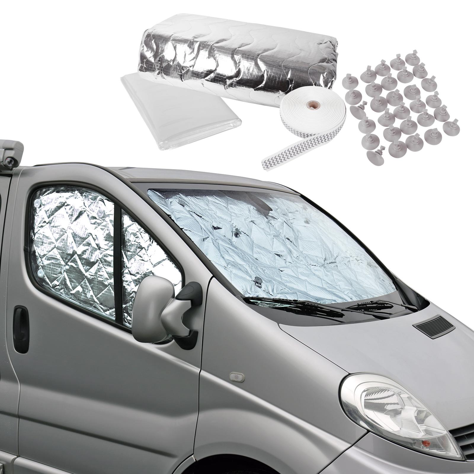 deiwo® Thermomatte Fahrerhaus Do-it-yourself Kit für alle Modelle DIY