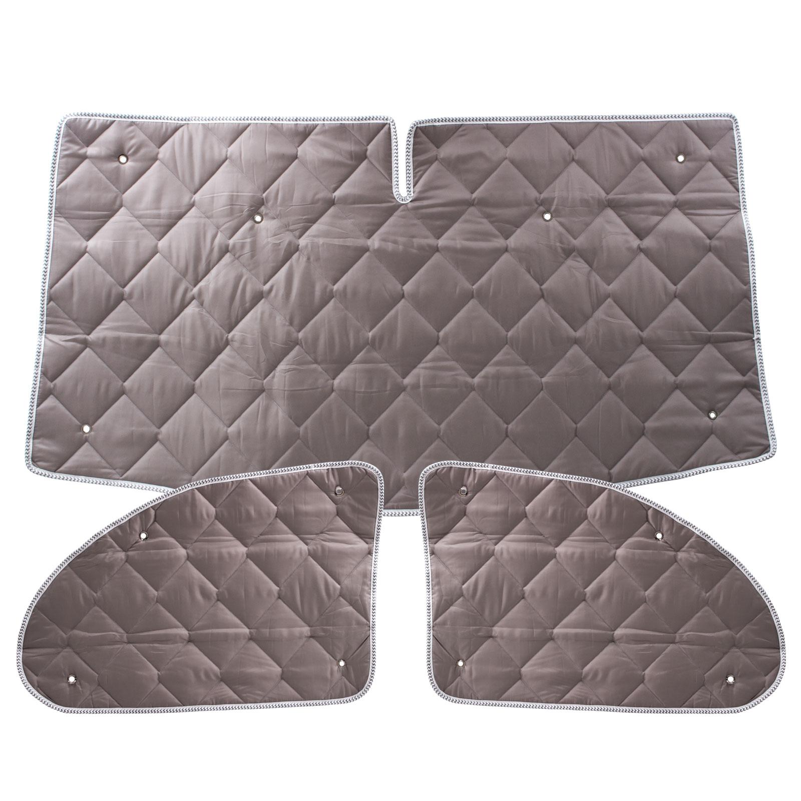 isoflex fahrerhaus thermomatte sichtschutz f r vw t4 alle ab ebay. Black Bedroom Furniture Sets. Home Design Ideas