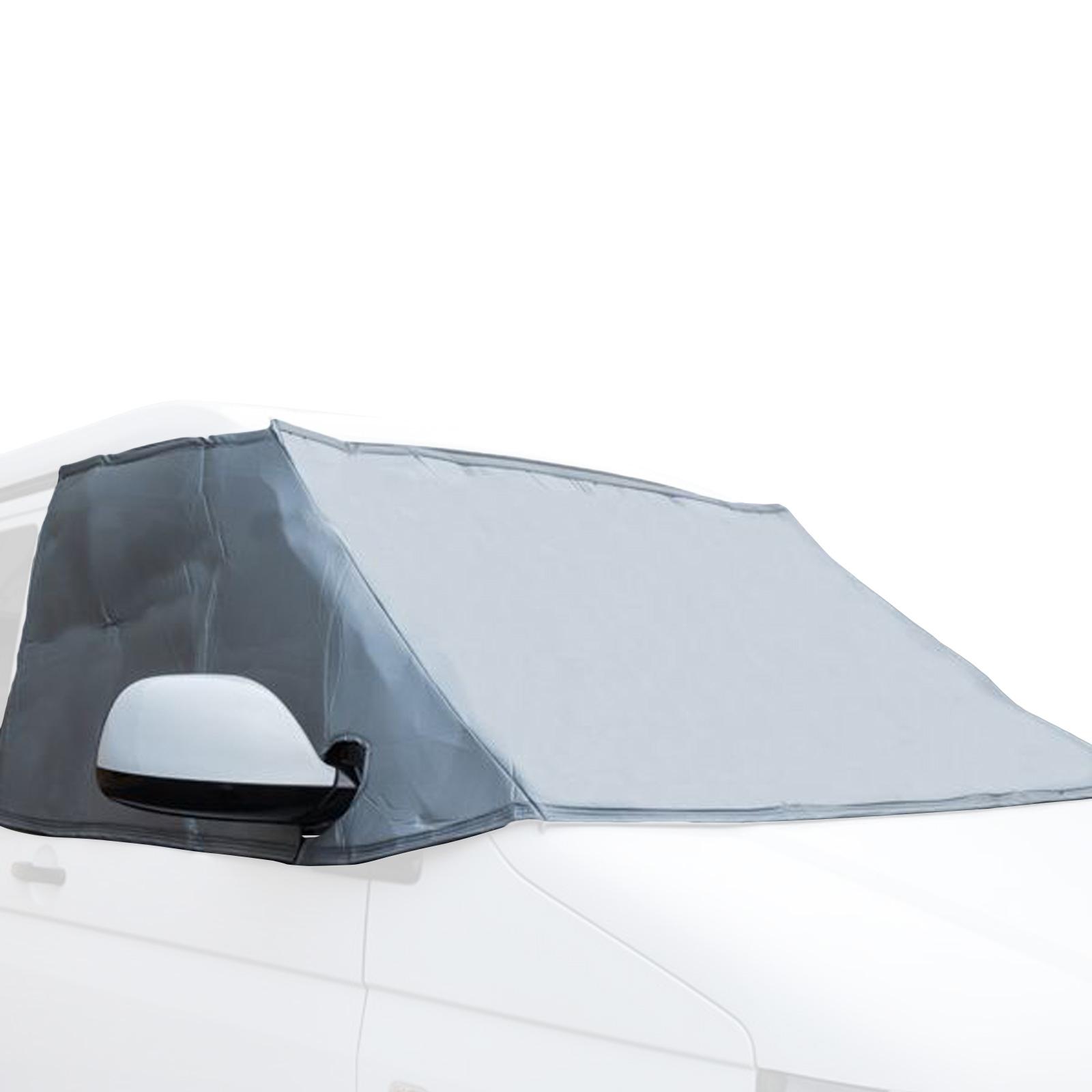 deiwo® Bugschutzplane für Fiat Ducato ab 2014 Frontschutzplane Thermomatte