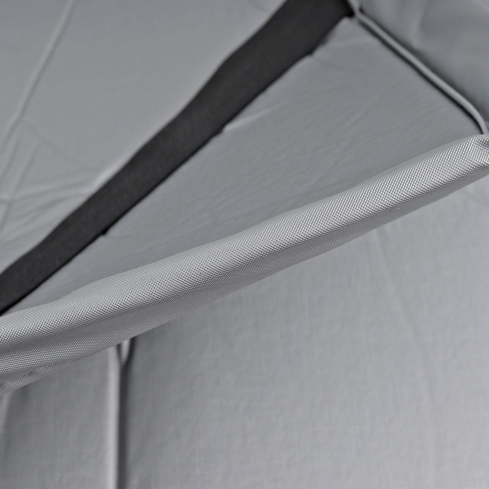 deiwo frontschutzplane isolierung gegen k lte und w rme. Black Bedroom Furniture Sets. Home Design Ideas