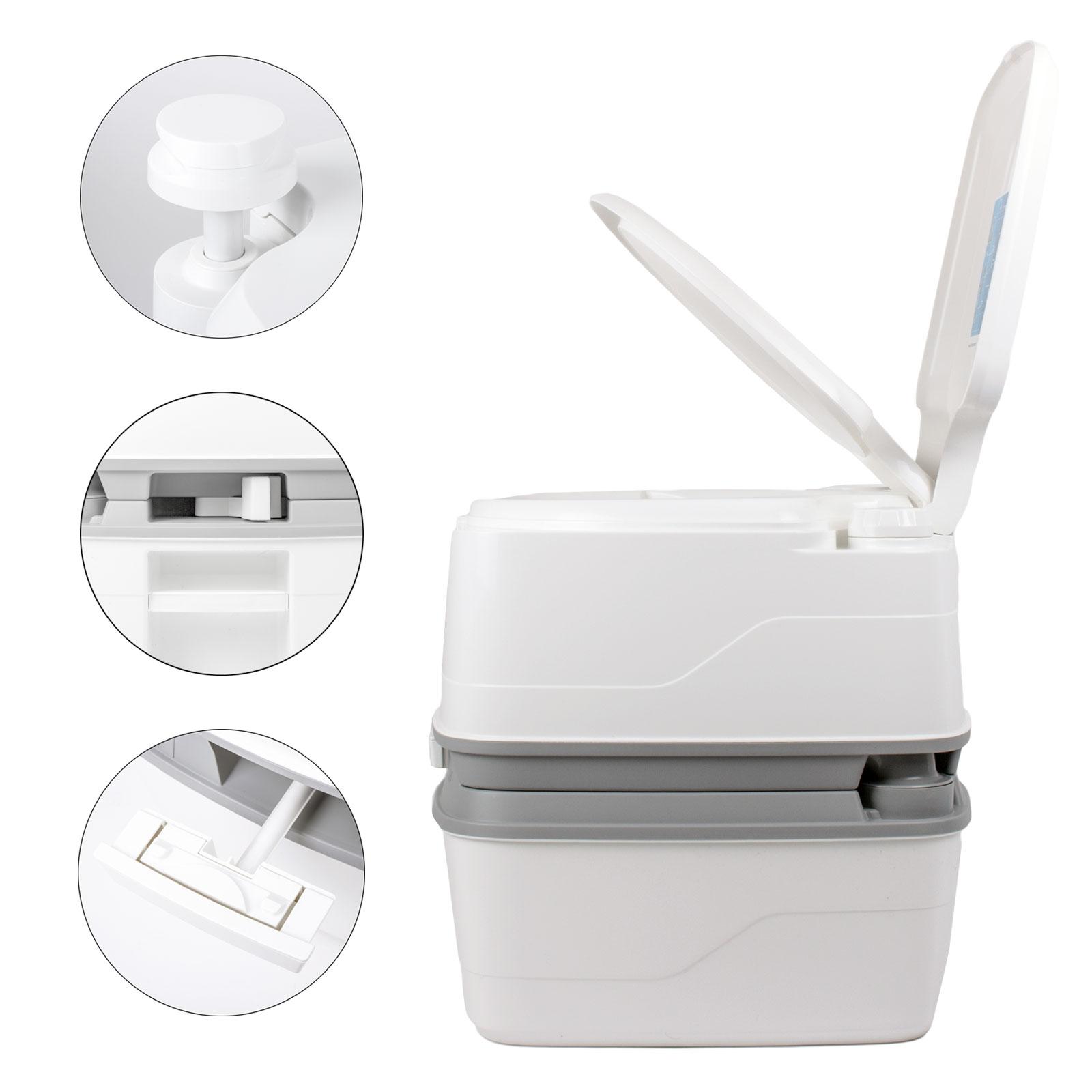 porta potti qube 365 chemie fiamma toilet brush aquasoft for caravans ebay. Black Bedroom Furniture Sets. Home Design Ideas