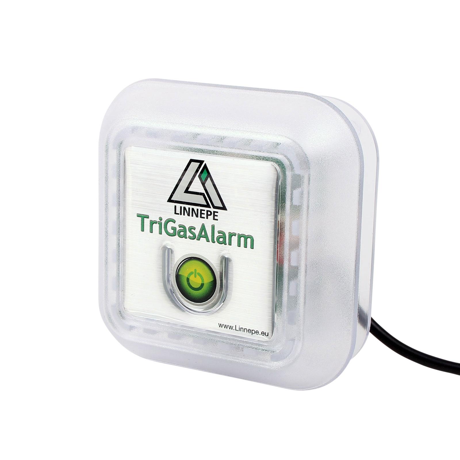 Linnepe Multigasmelder für Propan/Butan, KO Gase