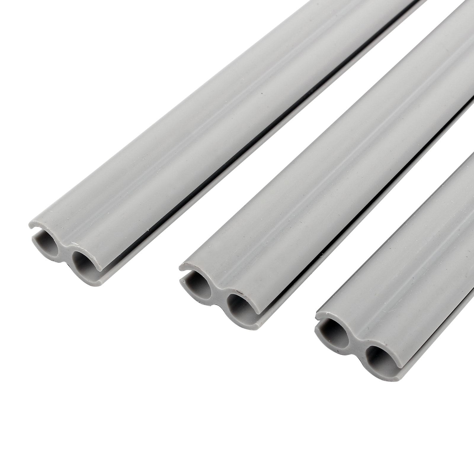 magnetband keder leiste 280 cm grau 3 8 kg ideal f r. Black Bedroom Furniture Sets. Home Design Ideas