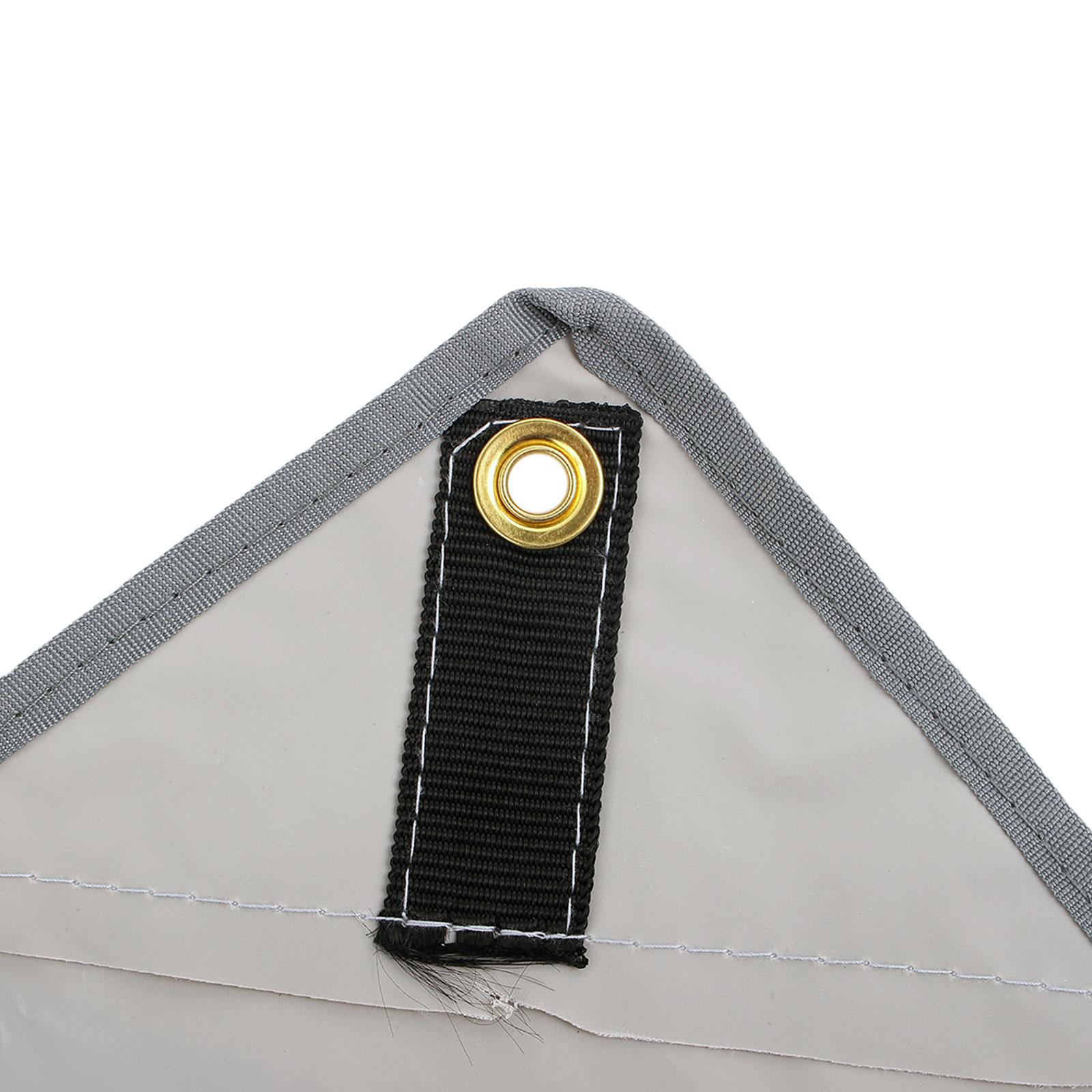 sonnensegel sunny 400 f r keder 7 mm 400x240 cm inkl stangen heringe leinen. Black Bedroom Furniture Sets. Home Design Ideas