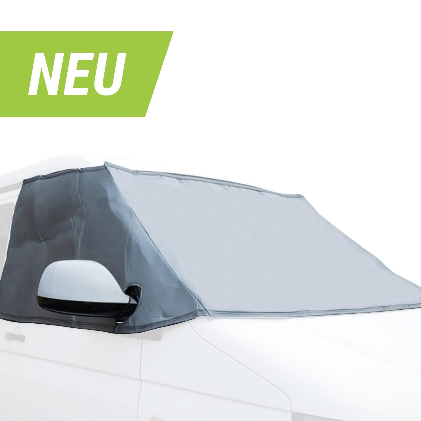 deiwo® Frontschutzplane Isolierung für verschiedene Fahrzeugmodelle