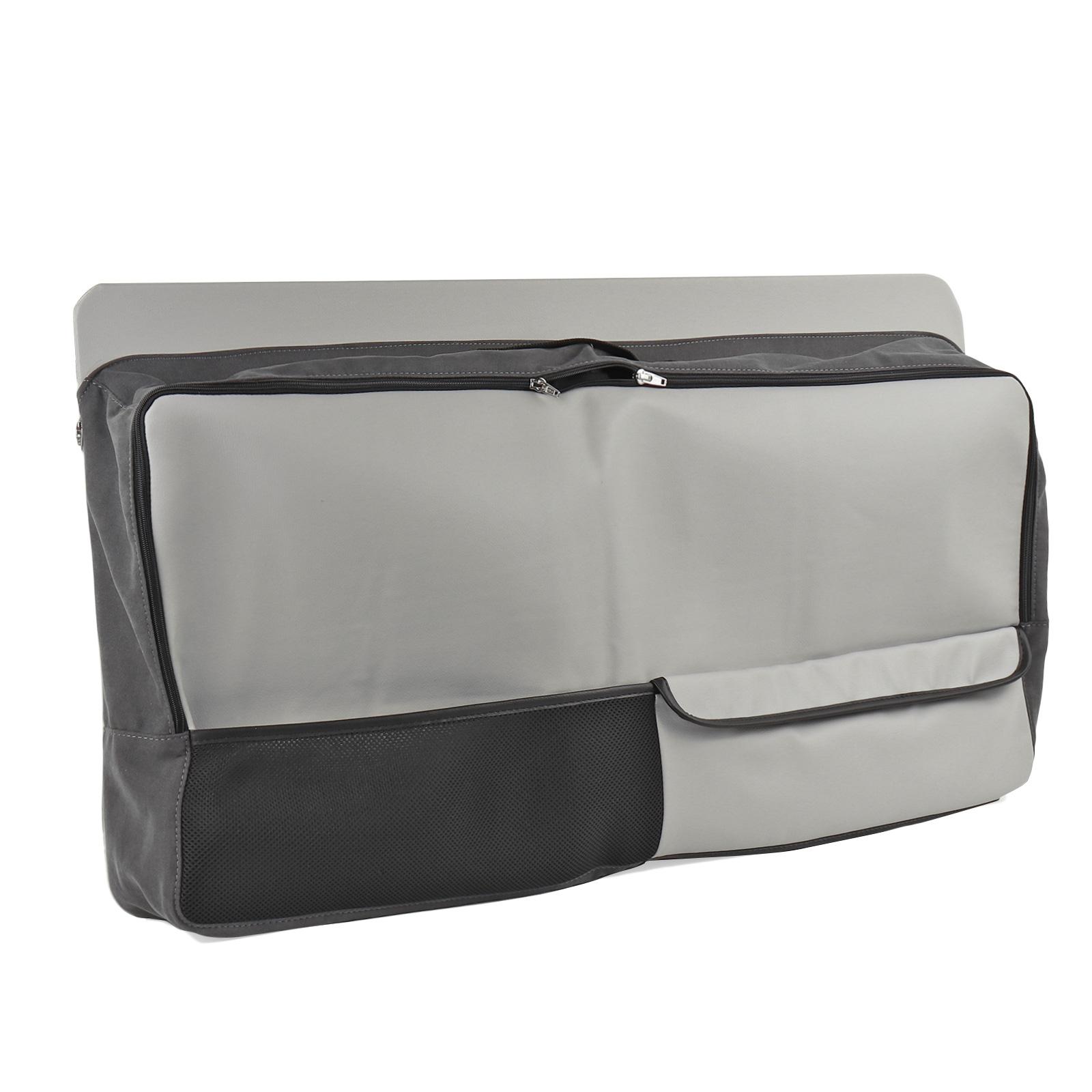 Fenstertasche Utensilientasche Califo Grau passend für VW T5 T6