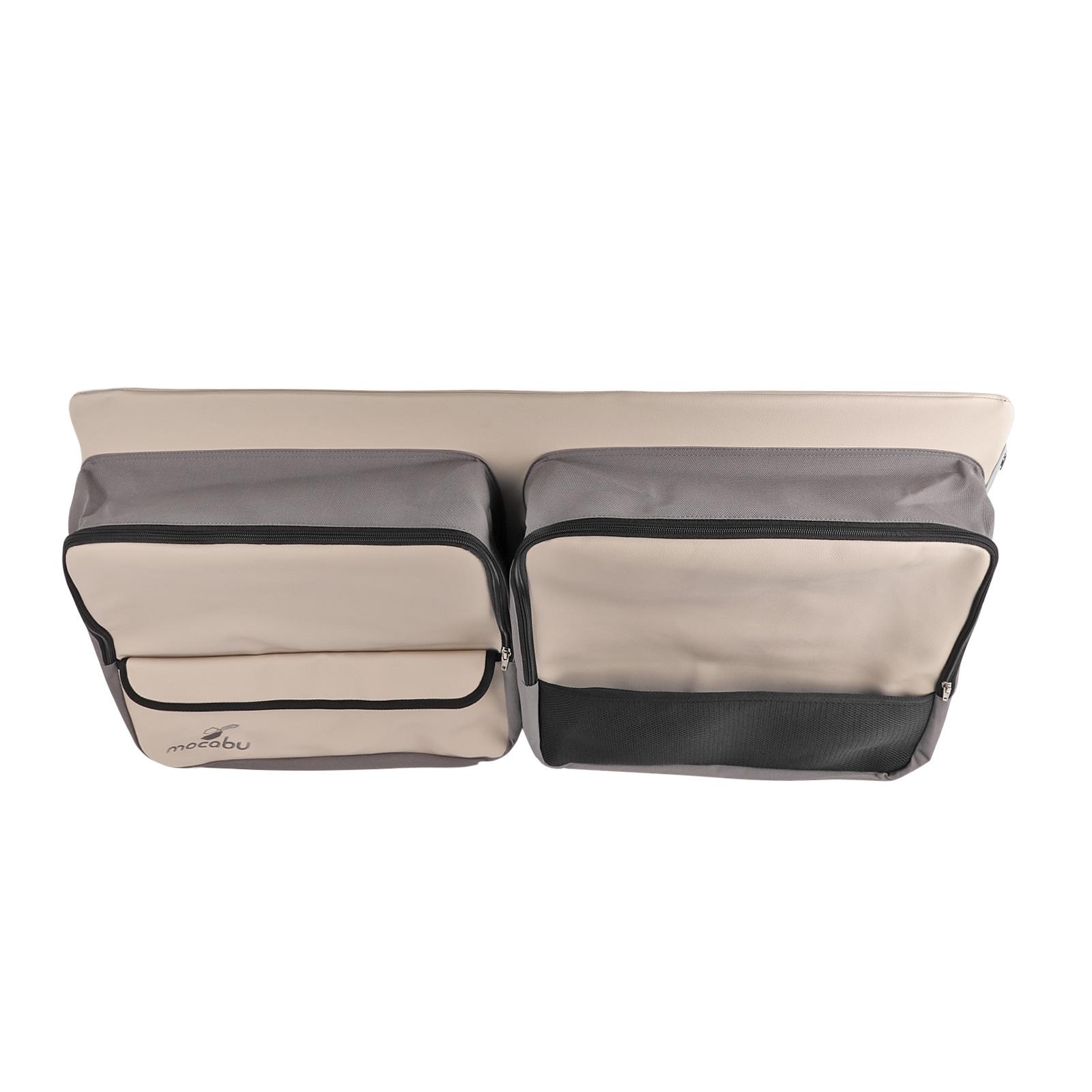 Indexbild 6 -  Fenstertasche Utensilientasche Leinenbeige passend für VW T5 T6 KR links