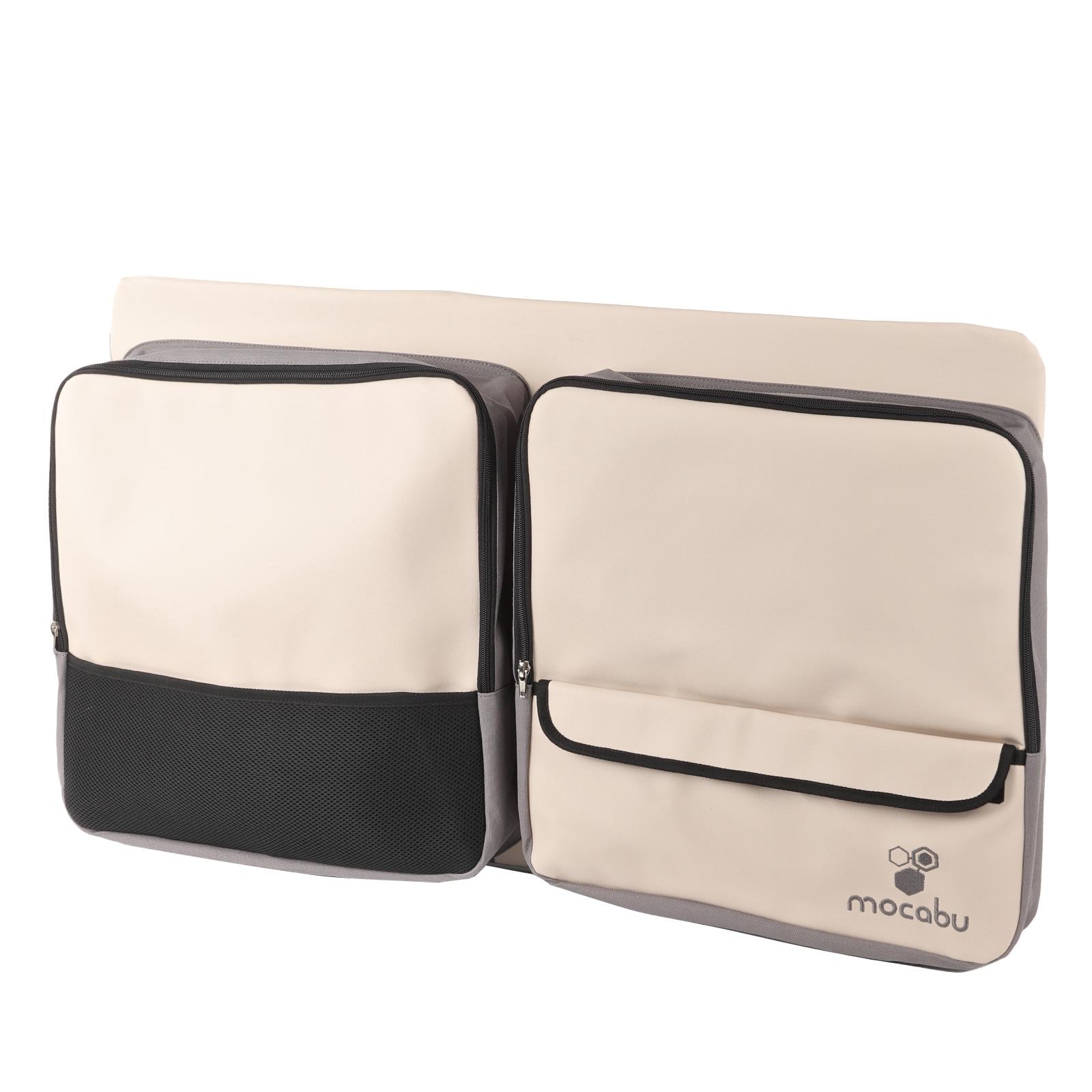 Fenstertasche Utensilientasche Leinenbeige passend für VW T5 T6 KR rechts