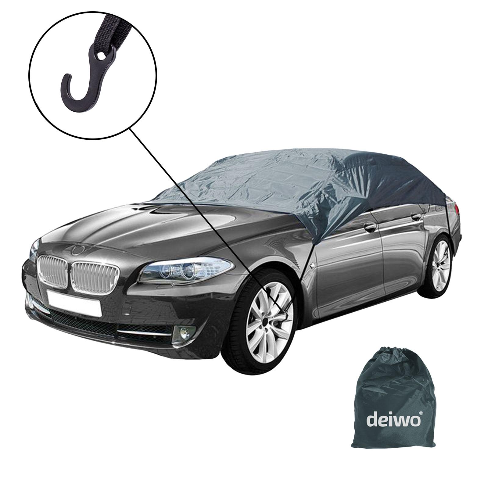 deiwo® Halbgarage in Größe XS, M, L , XL Nylongewebe, Transporttasche