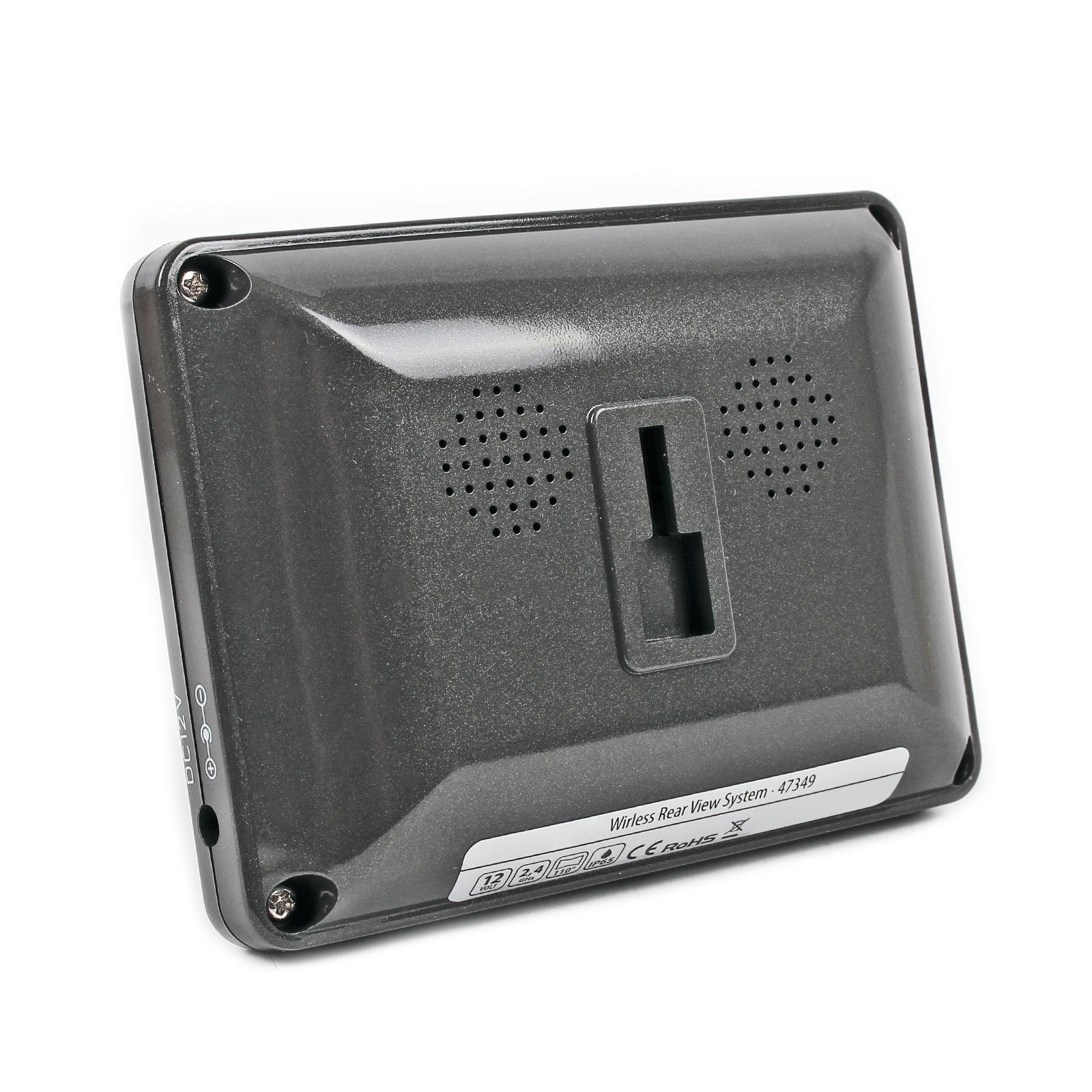 r ckfahrkamera kabellos 12v 3 5 monitor mit. Black Bedroom Furniture Sets. Home Design Ideas