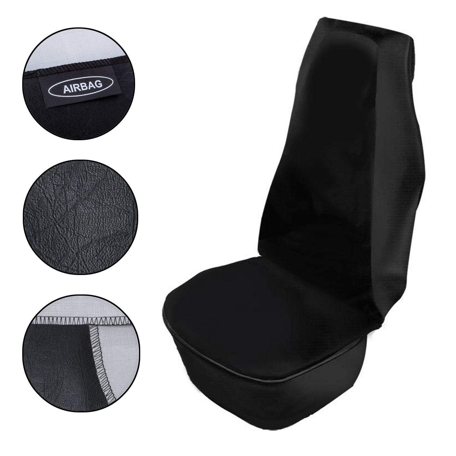 Werkstatt Sitzschoner schwarz Airbag geeignet wasserdicht