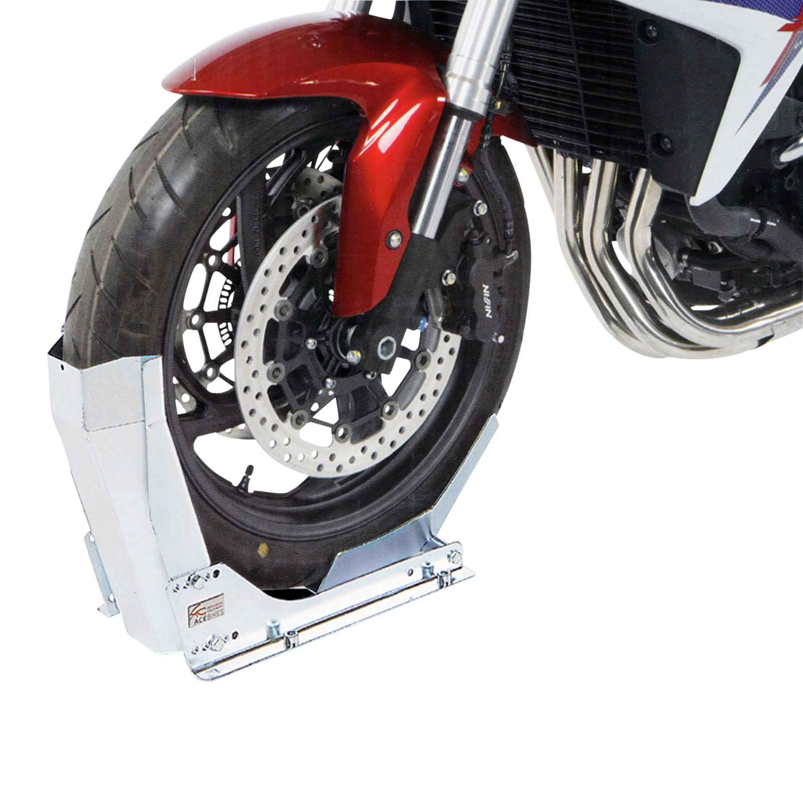 ace bikes steadystand fixed modell 152 motorrad wippe 10. Black Bedroom Furniture Sets. Home Design Ideas