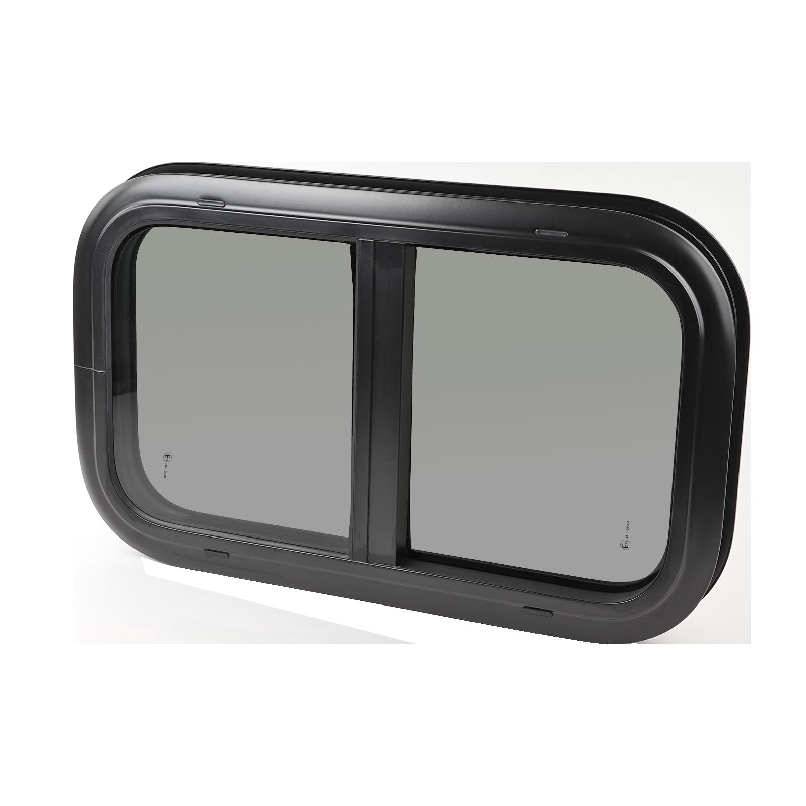 Schiebefenster Echtglas 600 x 350 Carbest Fenster RW Motion