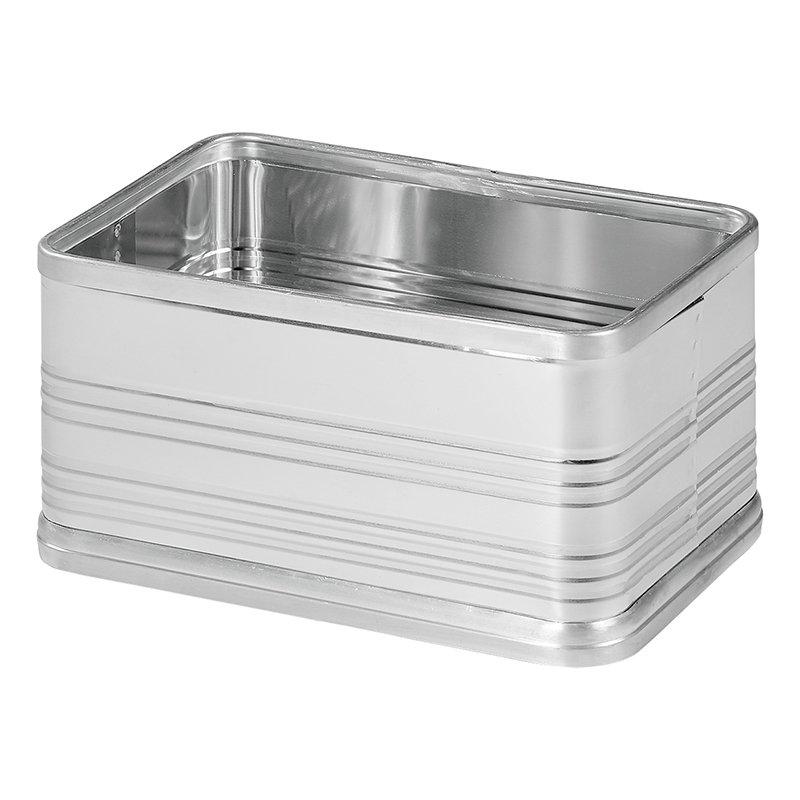 Transportbox Aluminiumbox 15 l Werkezugkiste Stauraum + Aufbewahrung