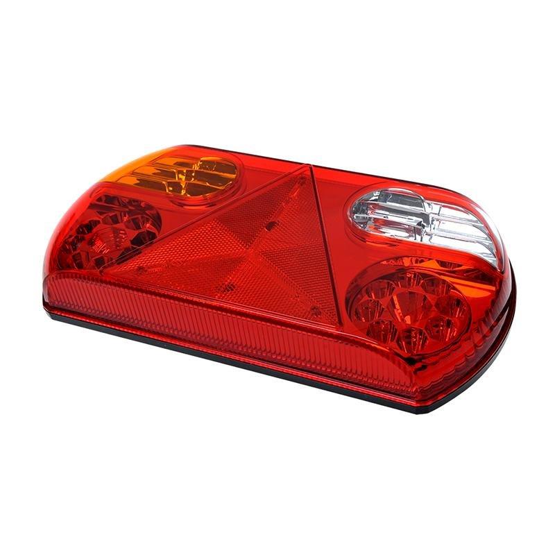 Rückleuchte 6 Funktionen 296x142mm 32LED links Trailer LED-Leuchte