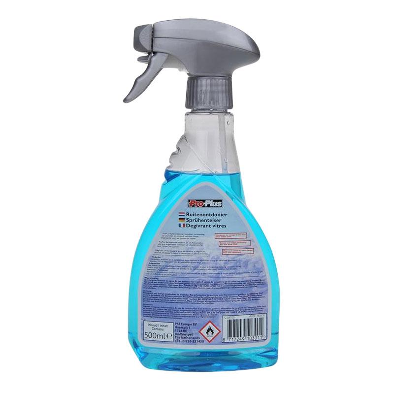 ProPlus Scheibenenteiser gebrauchsfertig 500 ml in Sprühflasche