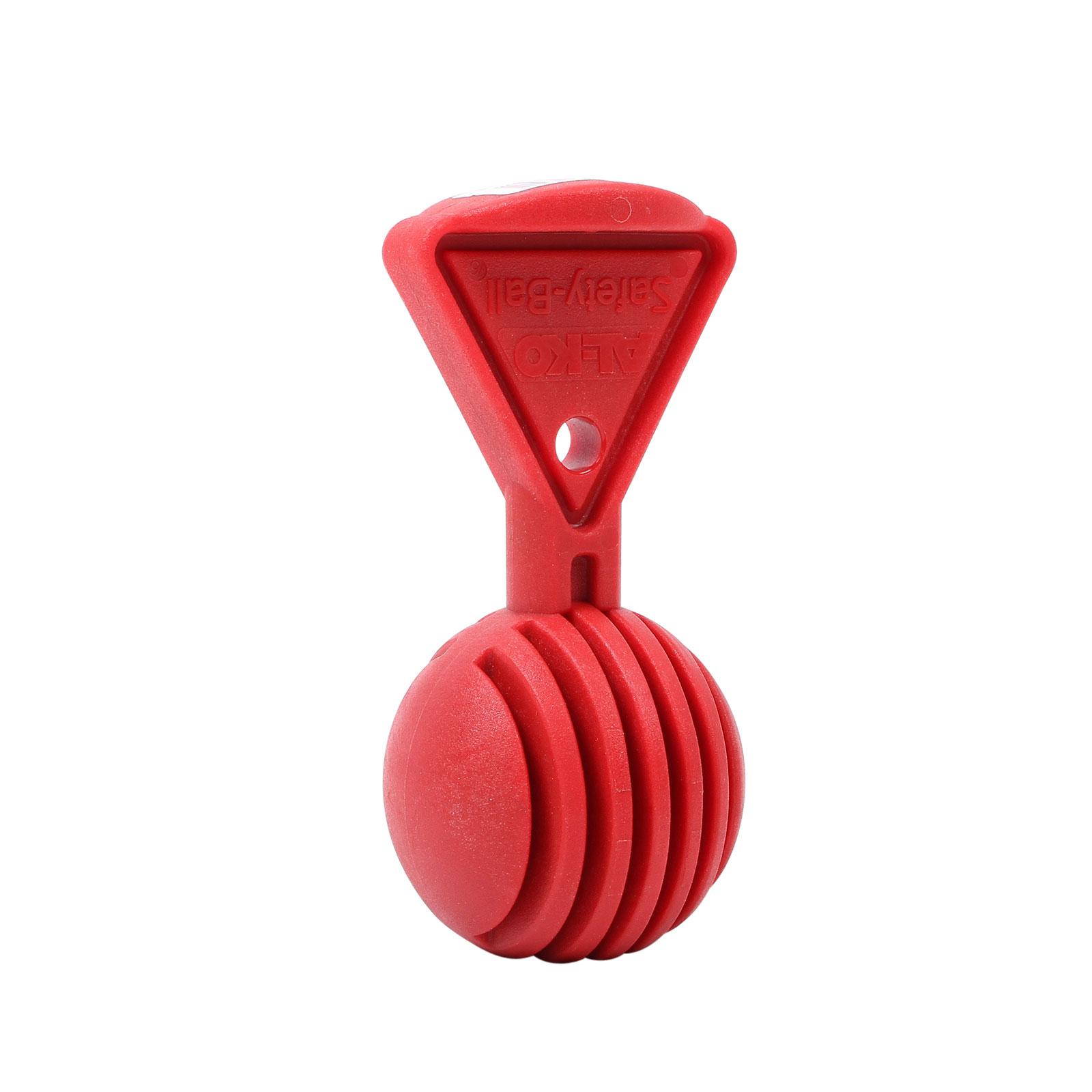 Al-KO Safety Ball rot zur Sicherung der Antischlingerkupplung