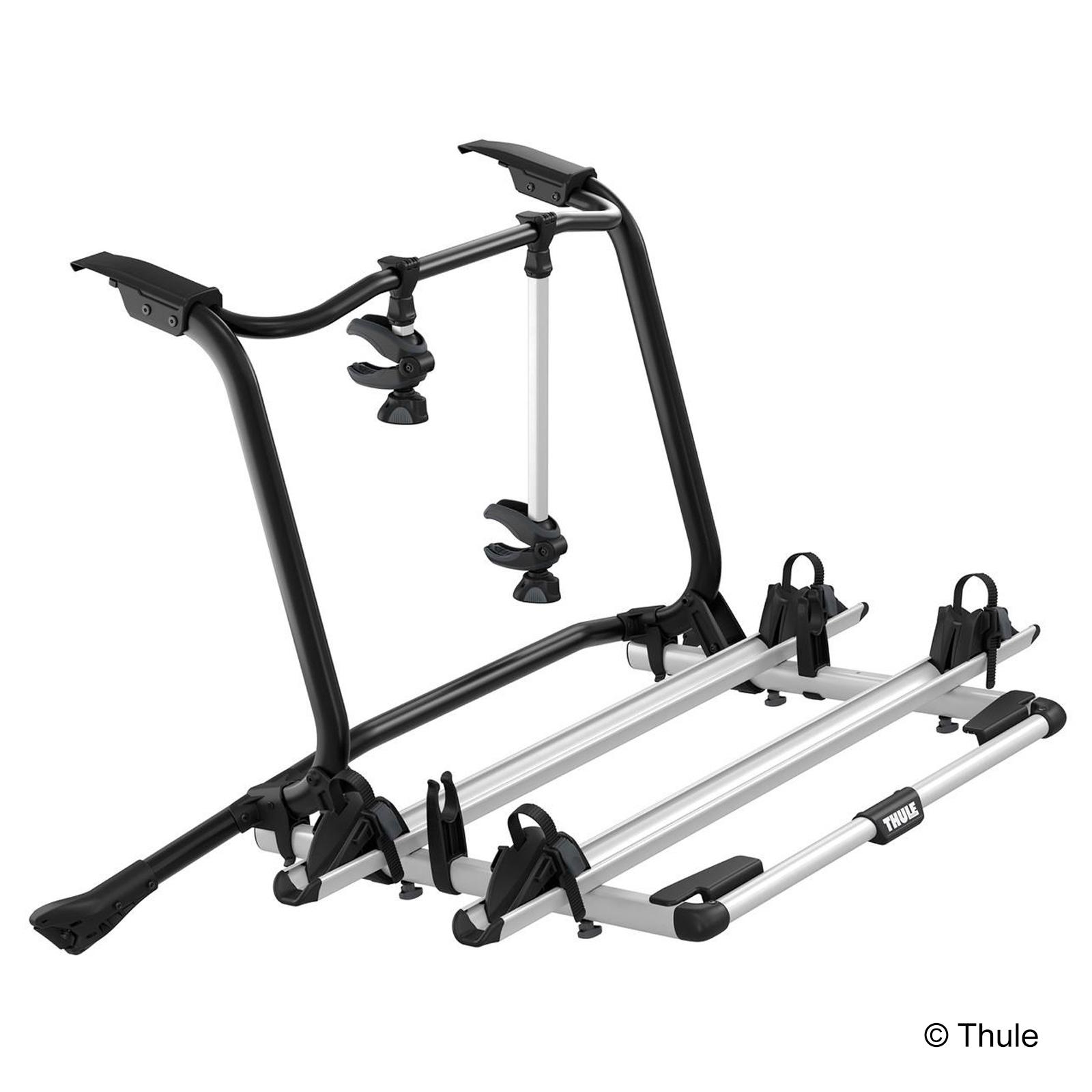 THULE WanderWay Fahrradträger Heckklappe passend für VW T6 & T6.1