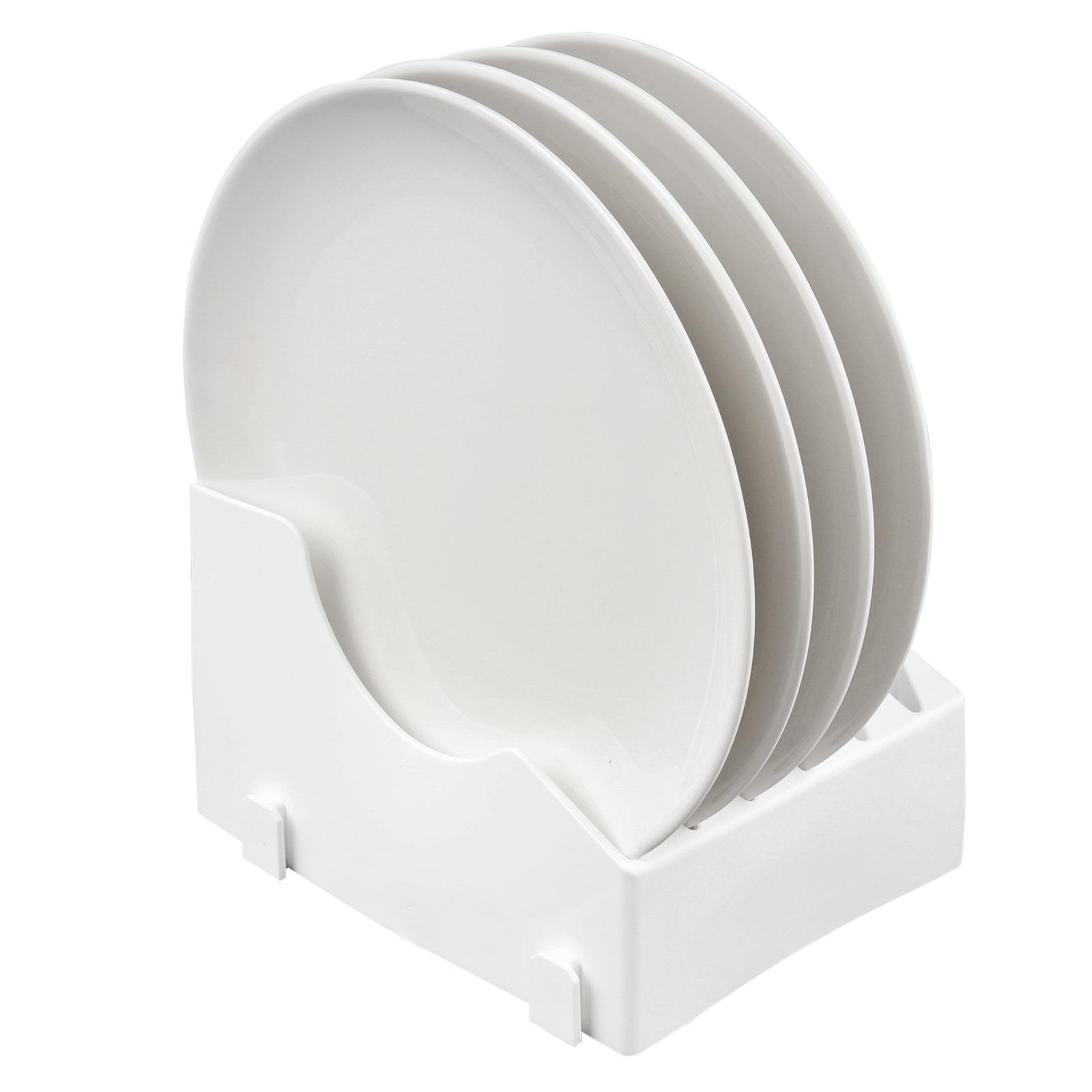 Froli Tellerhalter Wohnmobil Hoch, 6 Teller Geschirrhalter, Kunststoff