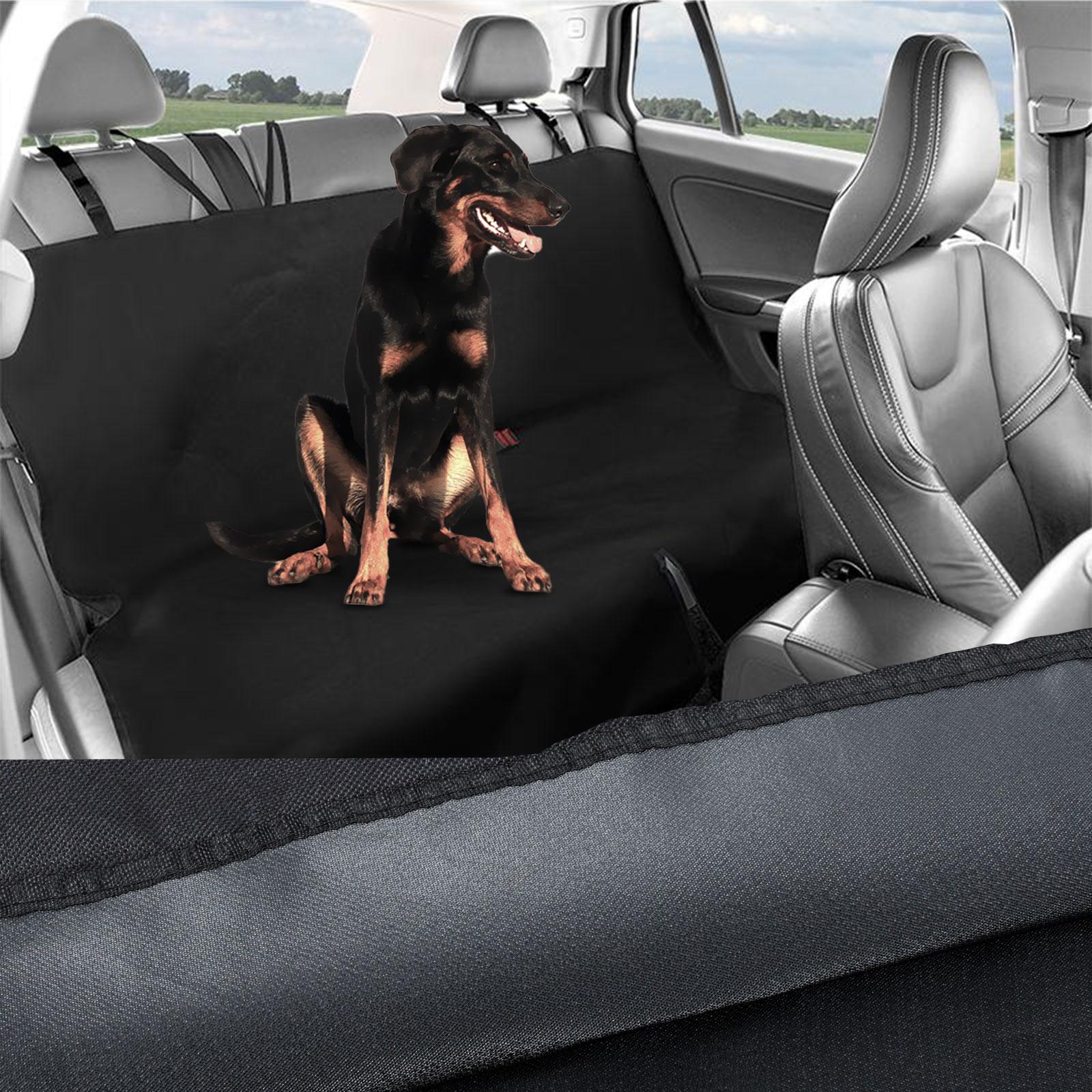 ProPlus Universal Rücksitzschoner 130x135 cm, schwarz