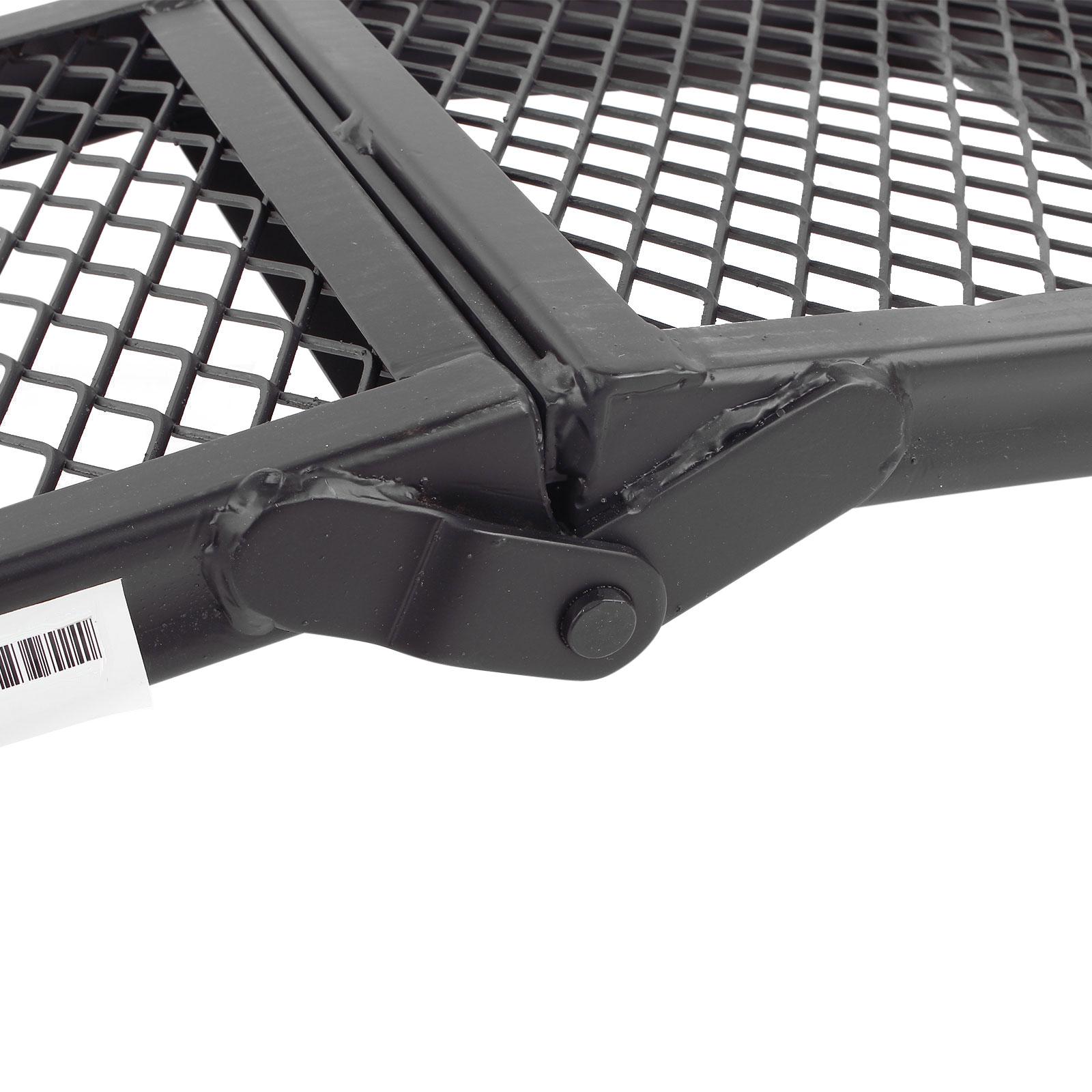 Motorrad Auffahrrampe Stahl klappbar 203 cm x 28 cm 340 Kg Tragegriff 🏍️