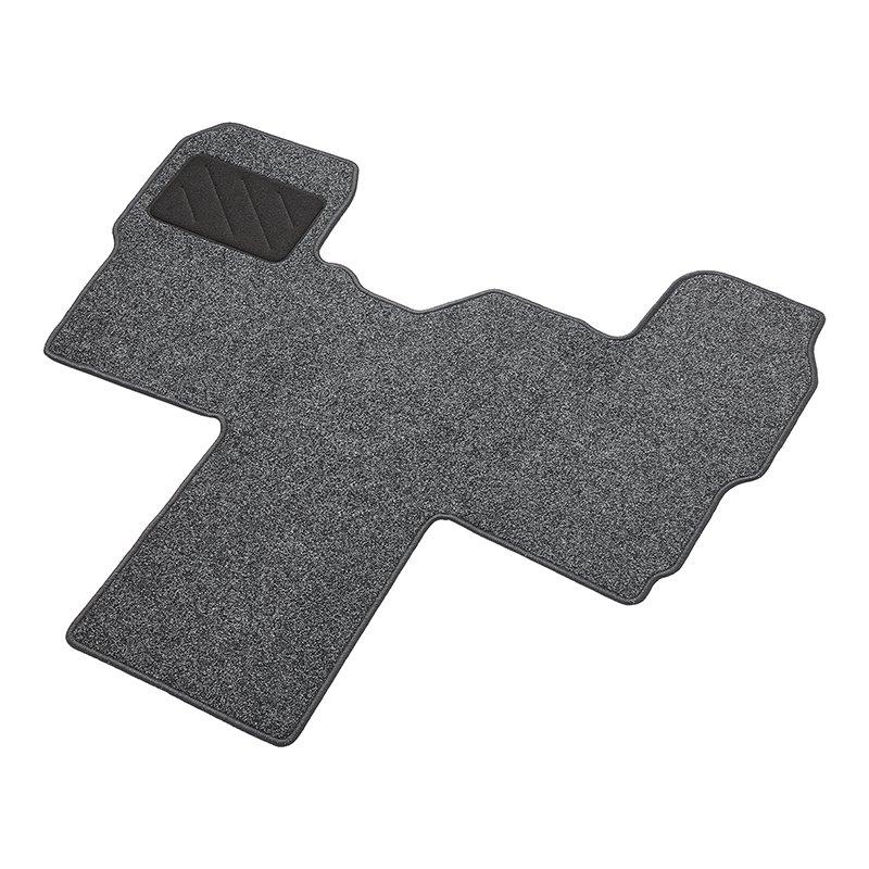 Fußmatte passend für Transit bis 2014 | Nadelfilz | Anti Rutsch Matte