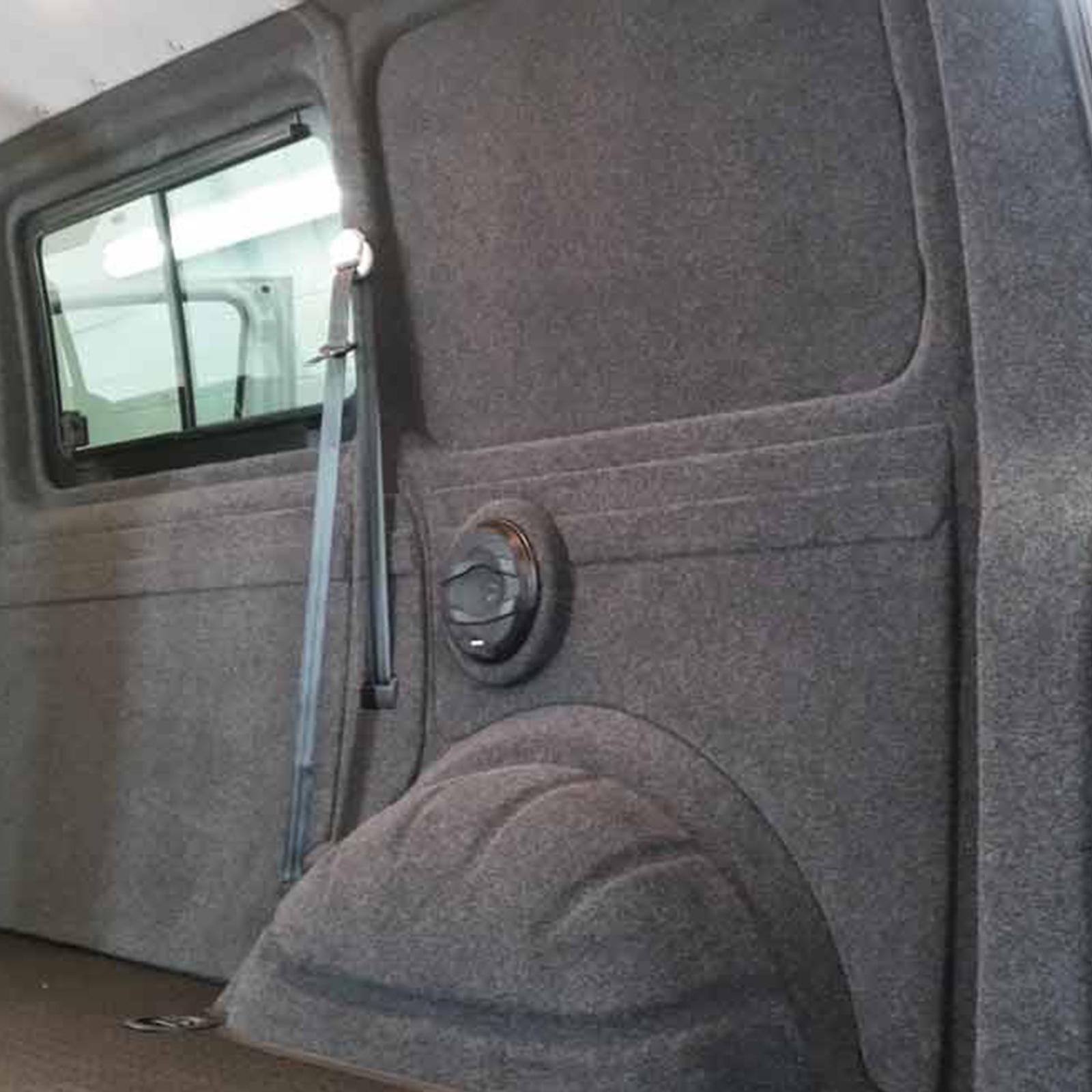 X-Trem Stretch-Carpet-Filz anthrazit (5x2m)