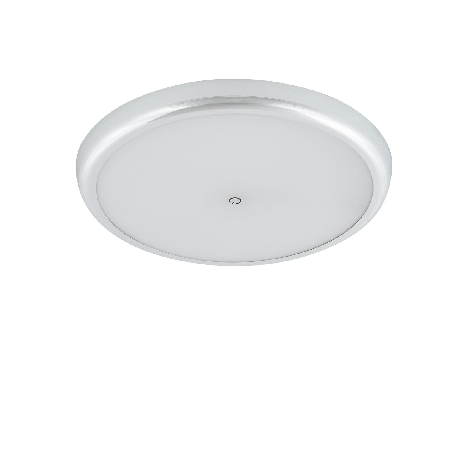 12 Volt LED Deckenleuchte   Touch Bedienung   3 Modi   500lm   Ø 178mm   4000K