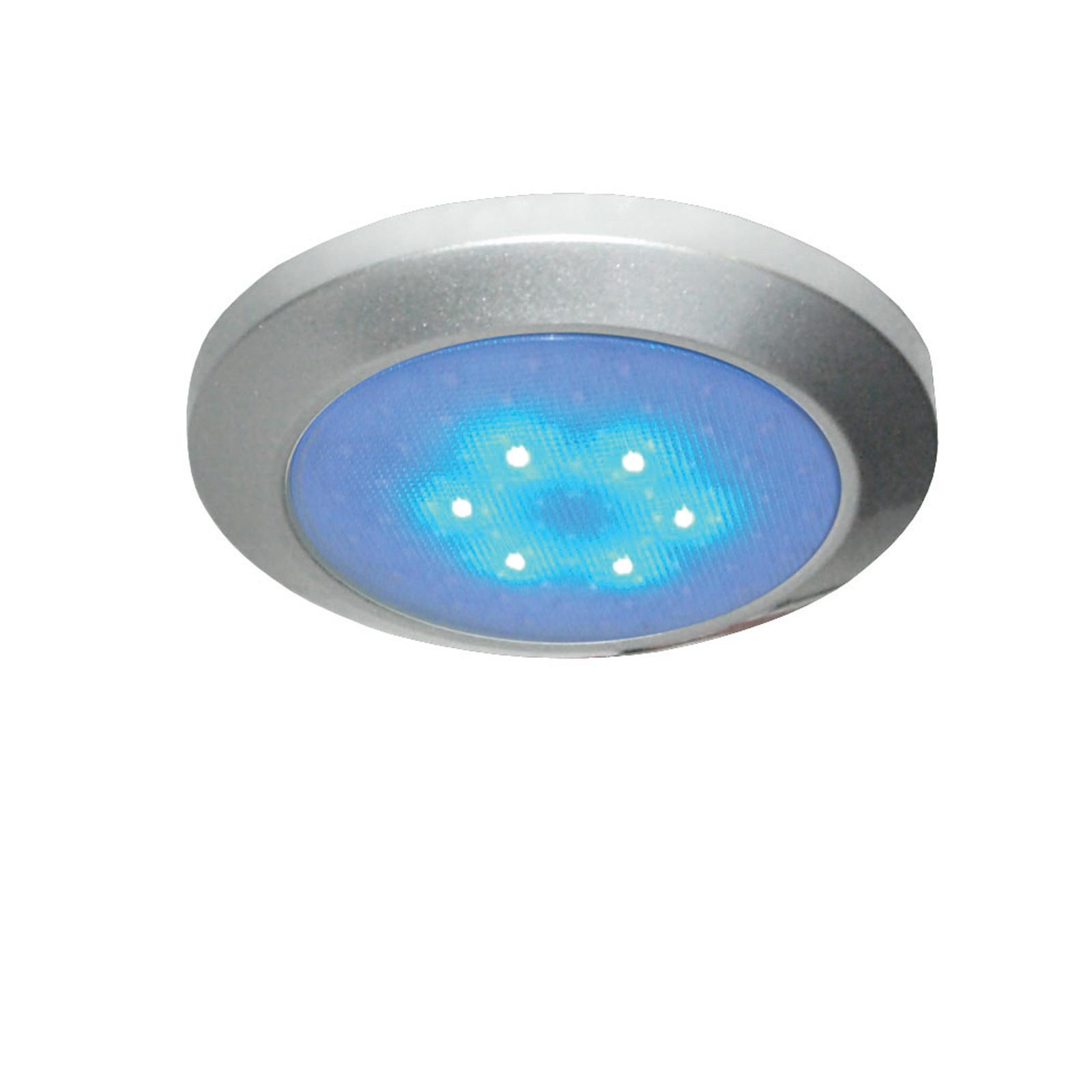 LED 12V Leuchte Mini Slim Down Light Ø 69 mm, H 9,6 mm