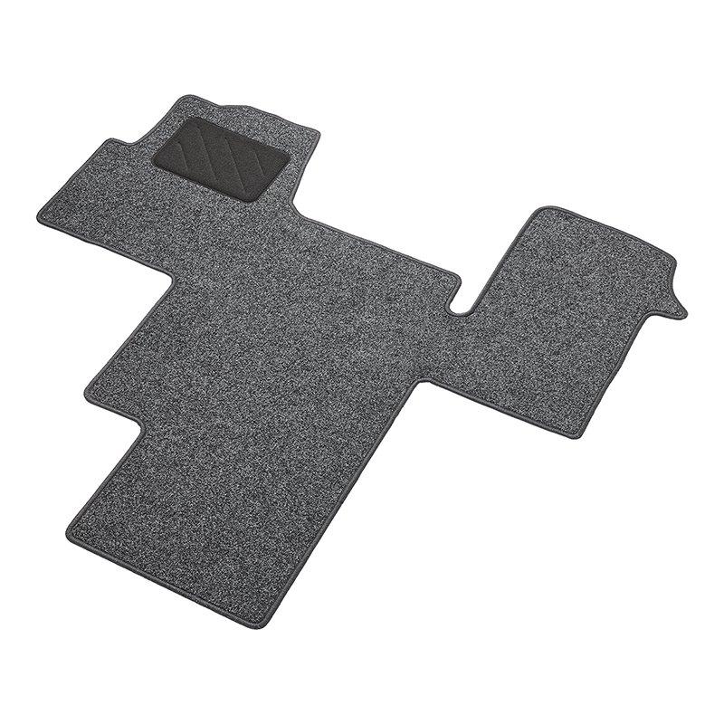 Fußmatte passend für Renault Master ab 2010 | Nadelfilz | anti Rutsch| Matte