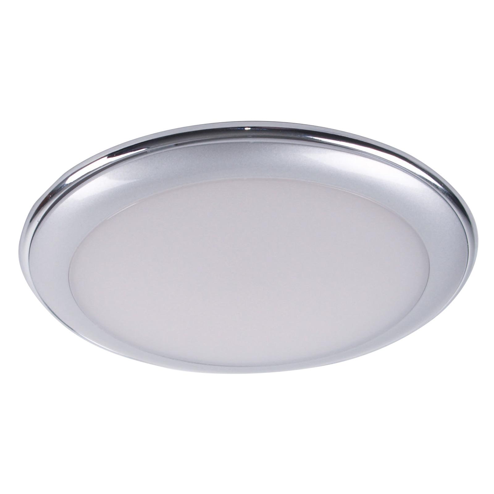 LED-Leuchte rund mit Touchsensor Ø130xH10mm 550 Lumen