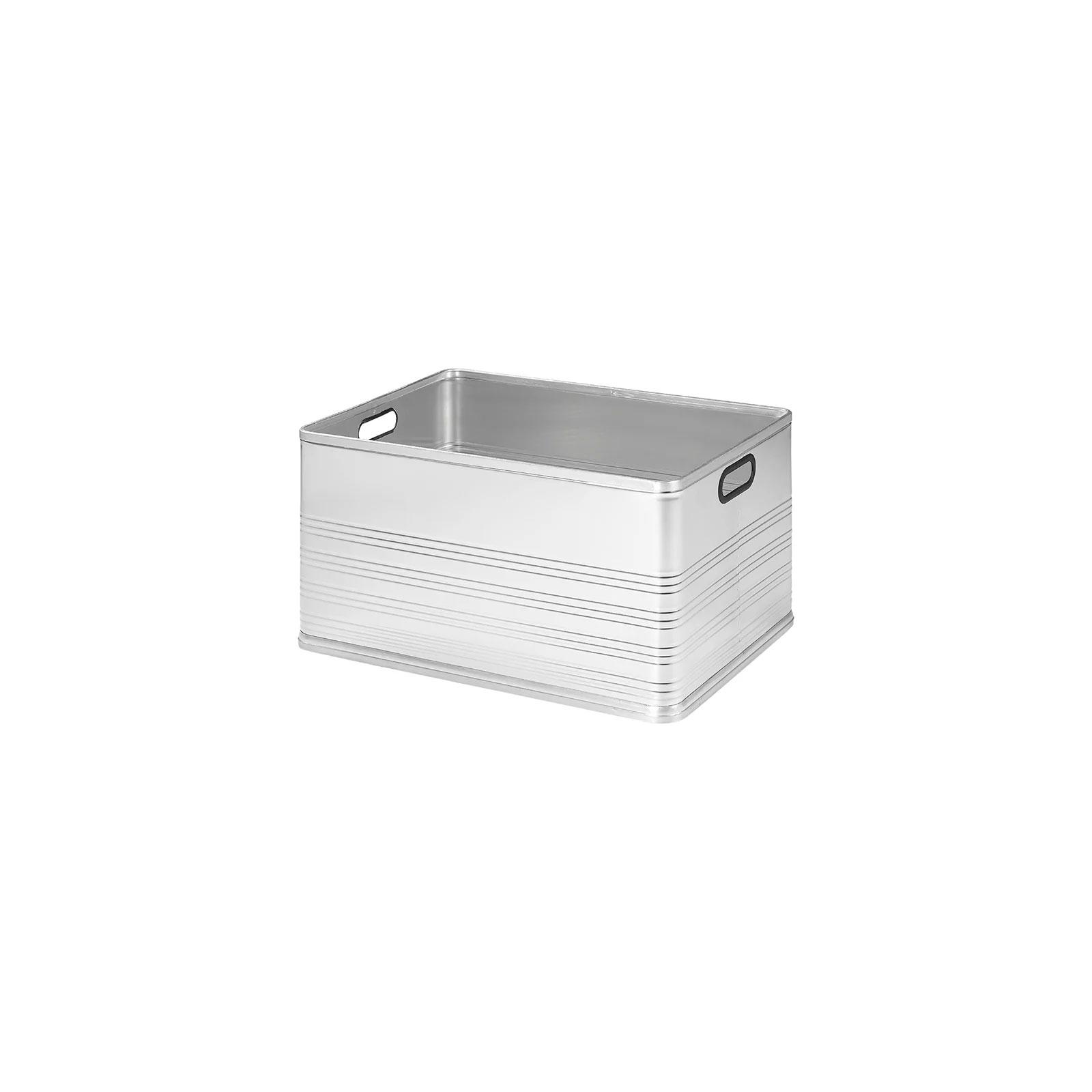 Aluminiumbox Transportbox Alukiste Staubox 80L