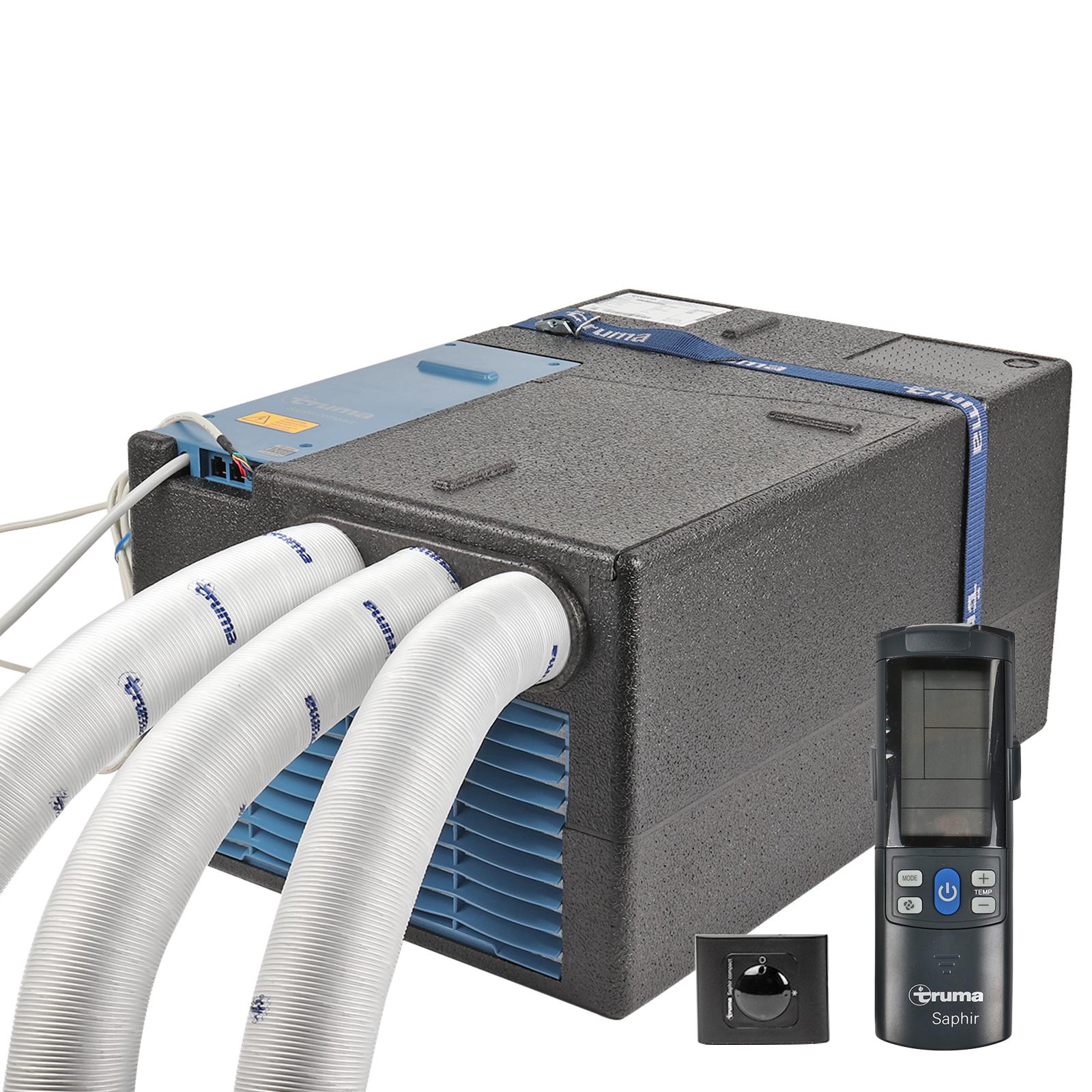 Truma Saphir Compact   Staukasten Klimaanlage   230V   Ffb   Wartungsfrei