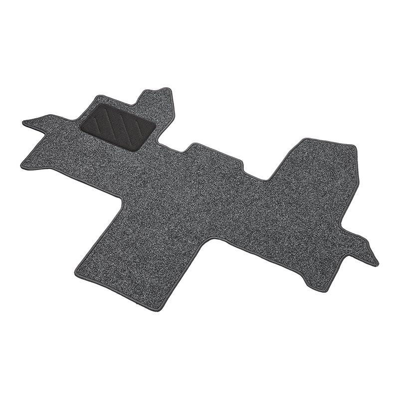 Fußmatte passend für Transit ab 2014 | Nadelfilz | anti Rutsch| Matte Teppich
