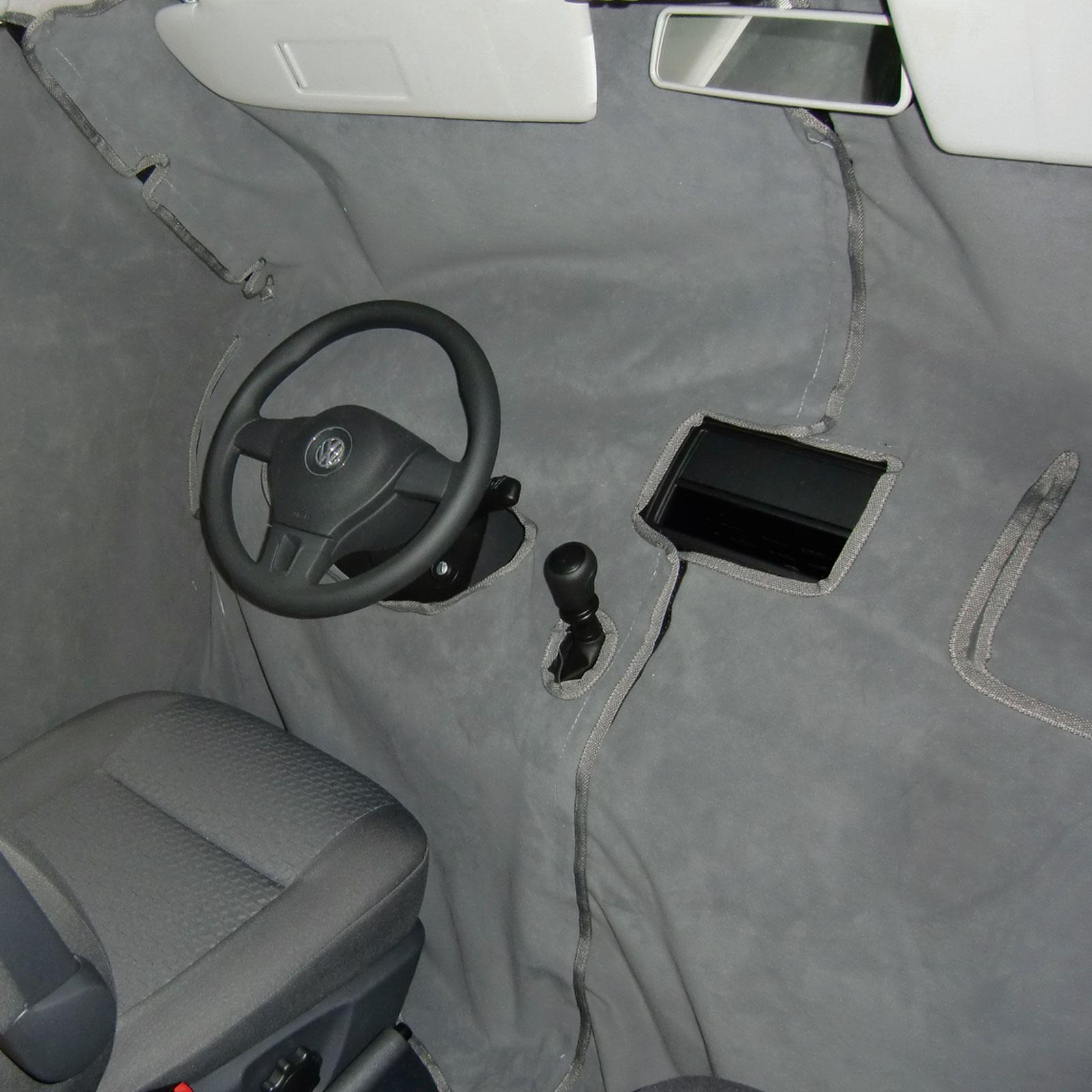 Thermomatten Isoflex für das Fahrerhaus innen passend VW-T5/T6