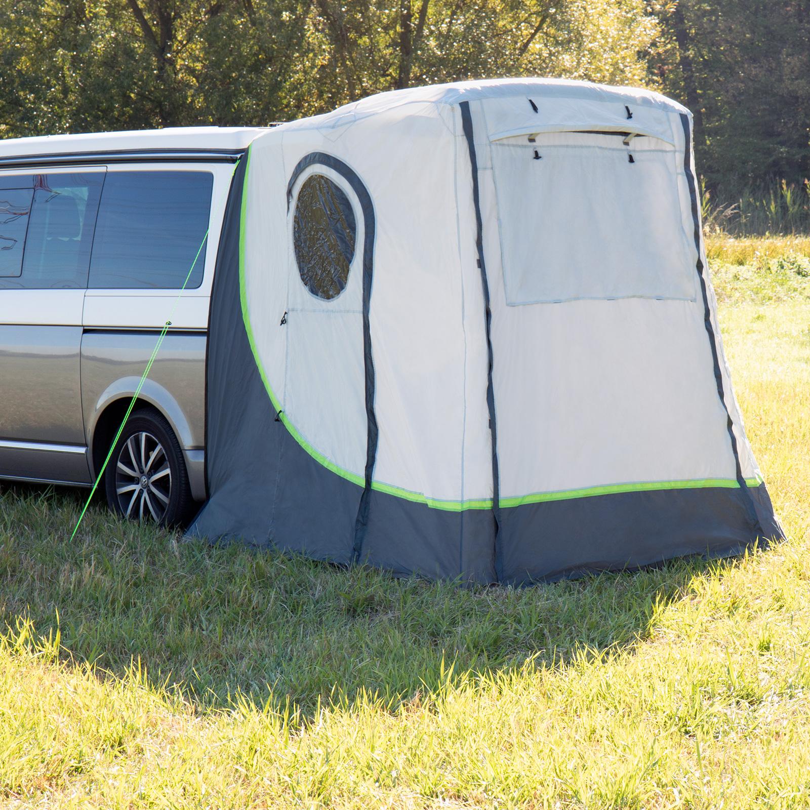 """Reimo Heckzelt """"Upgrade Premium"""" Reisezelt 195x200 für VW T4 T5 T6 Volkswagen"""