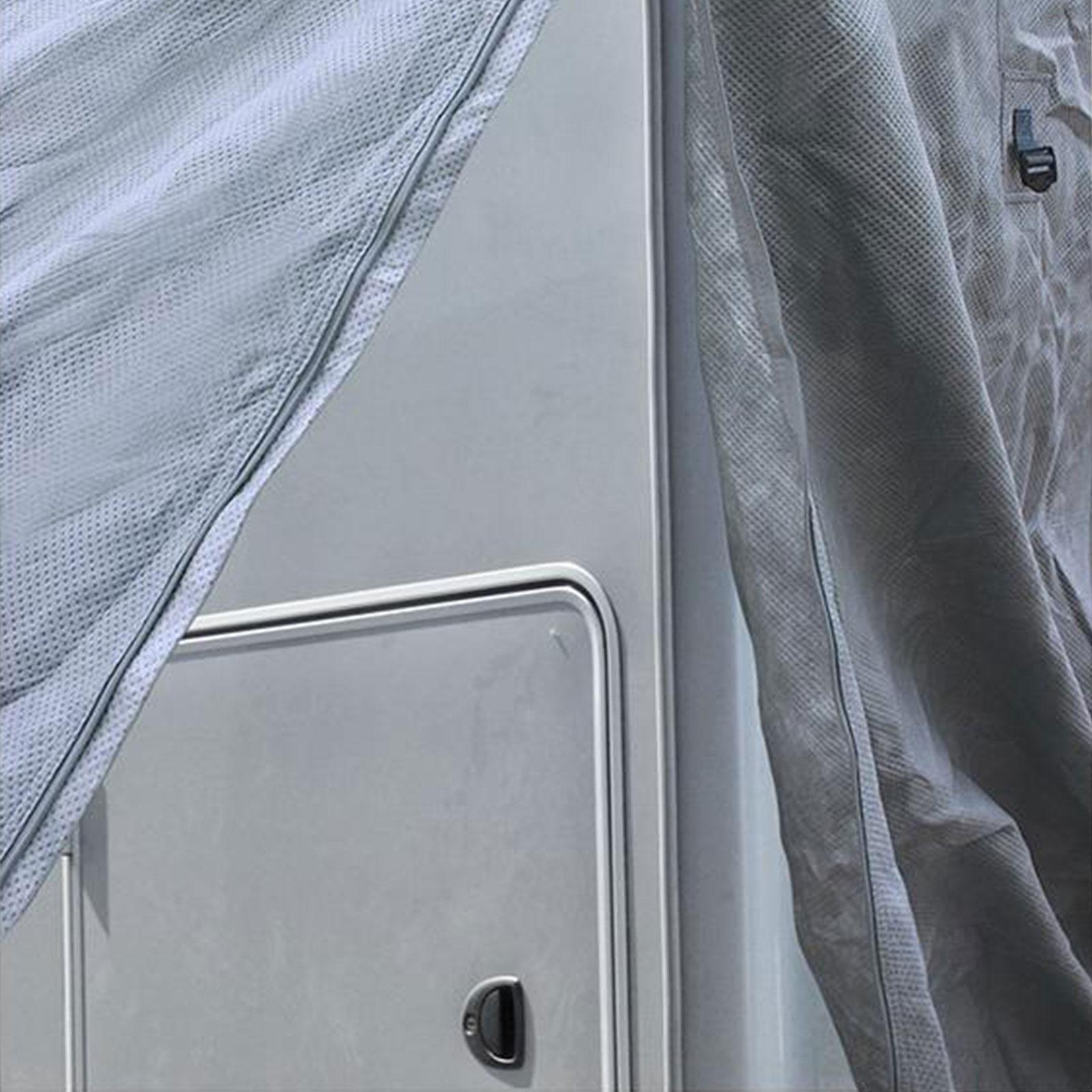 Wohnmobil Schutzhülle 235 x 700 x 270 cm 3 Schicht 160G/ Quadratmeter